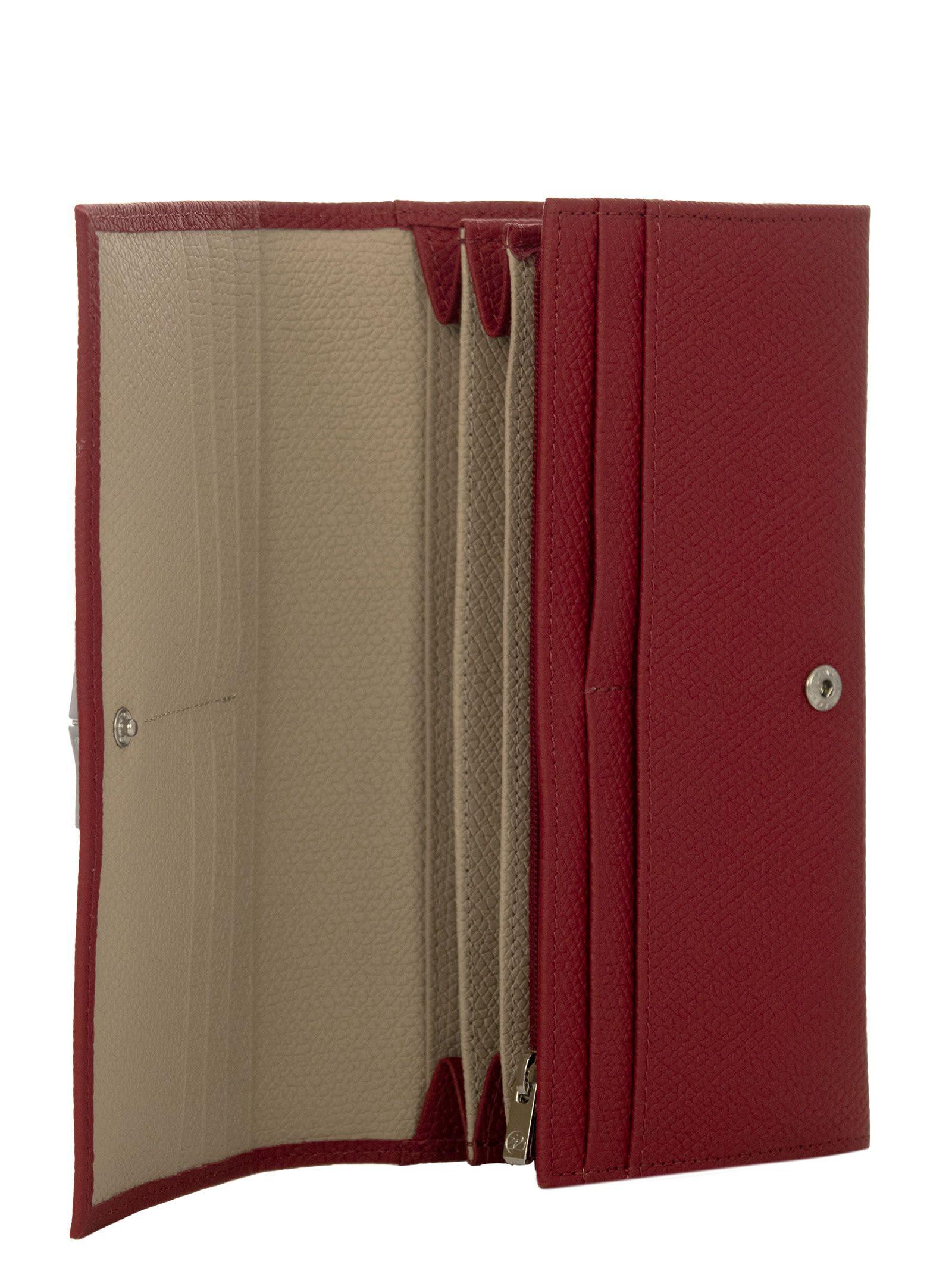 Recommend Cheap Longchamp Roseau Long Continental Wallet