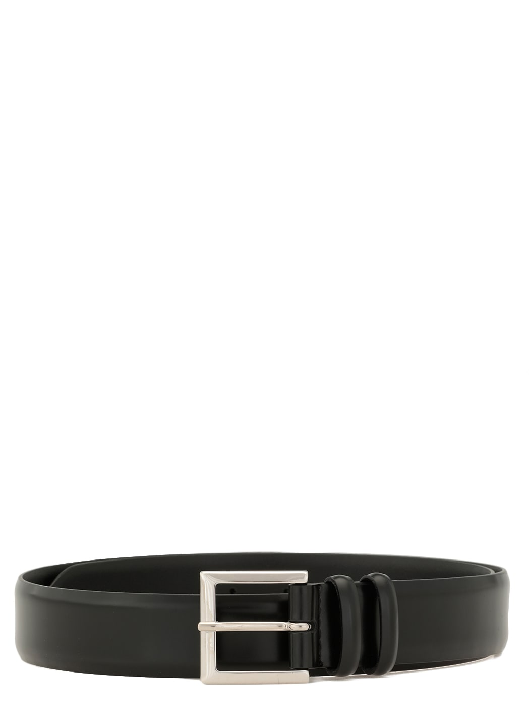 Orciani SMOOTH LEATHER BELT