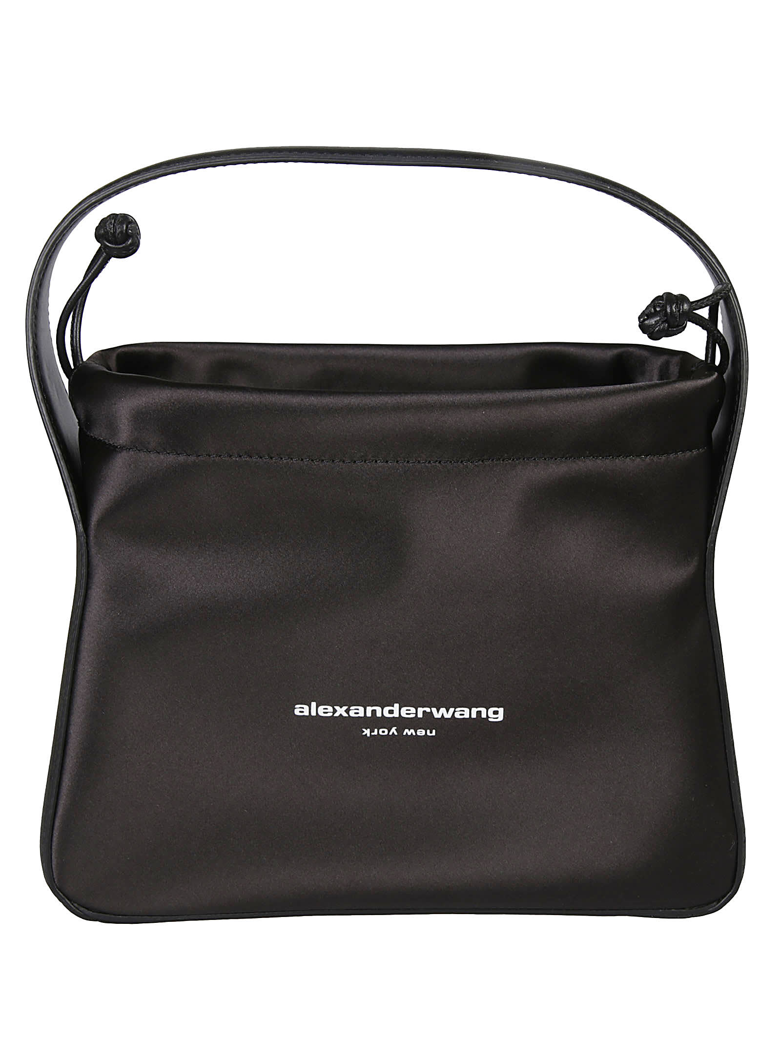 Alexander Wang Small Ryan Shoulder Bag In Black