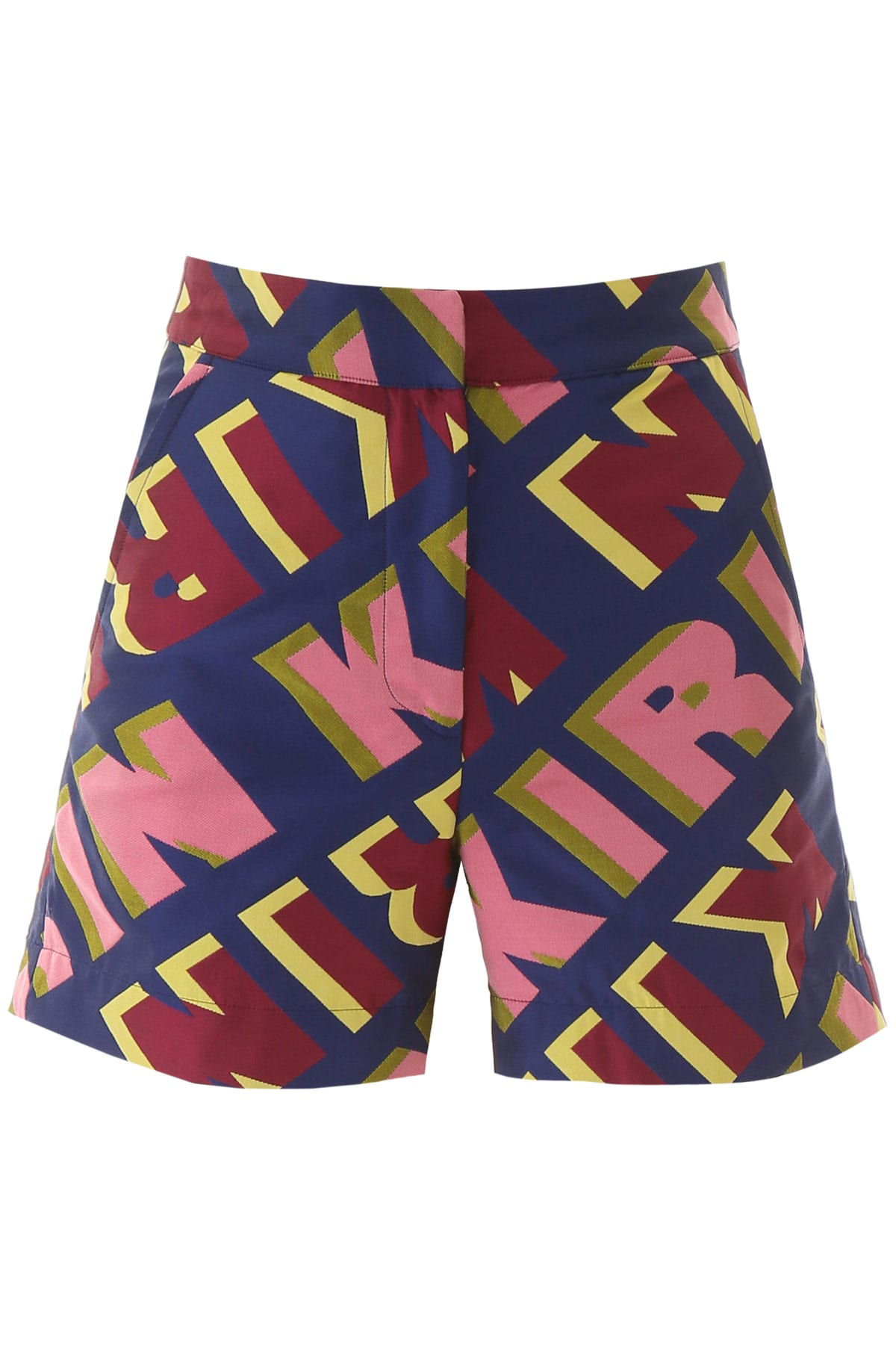 Kirin Shorts With Lettering