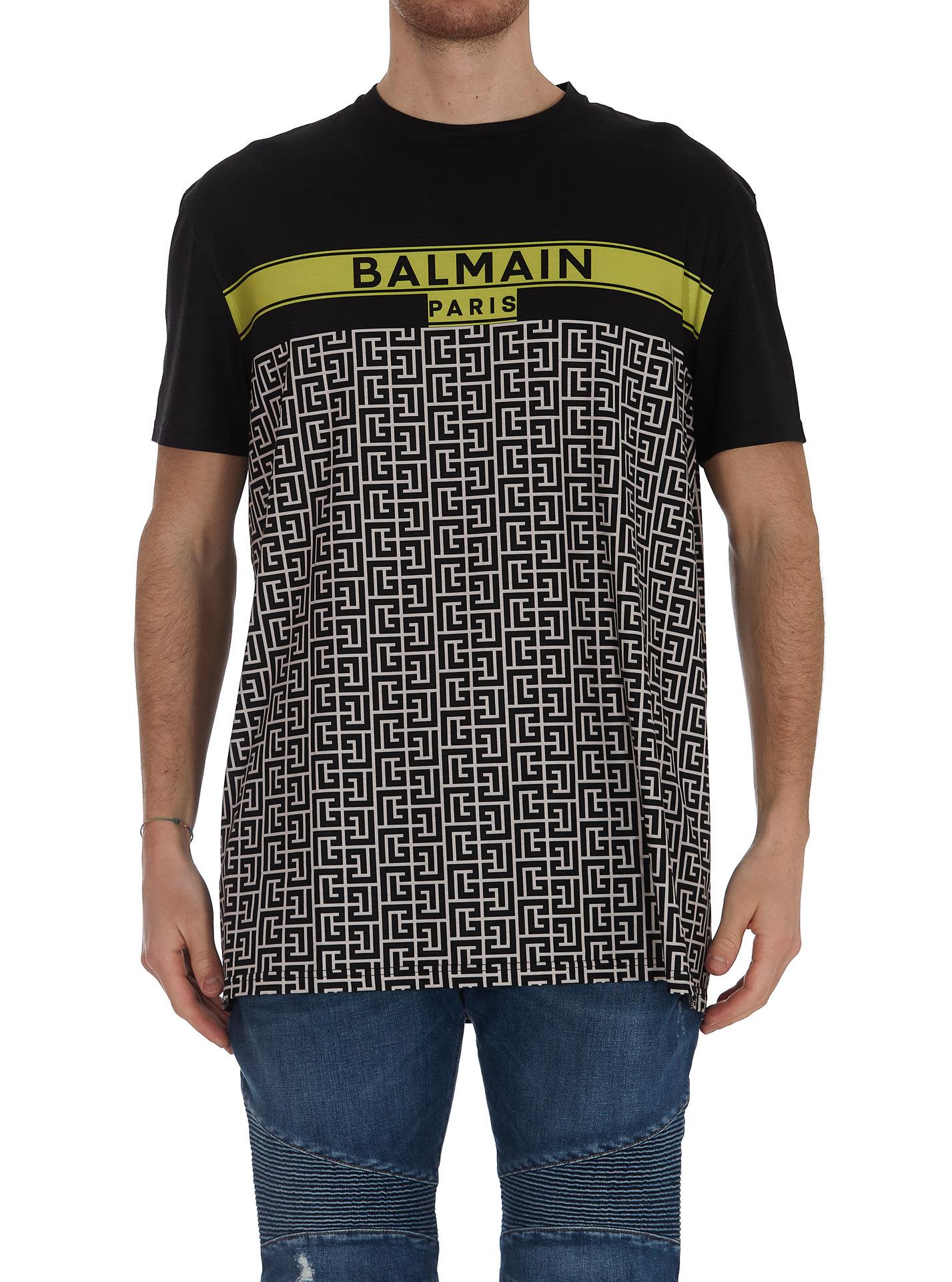 Balmain T-shirts T-SHIRT