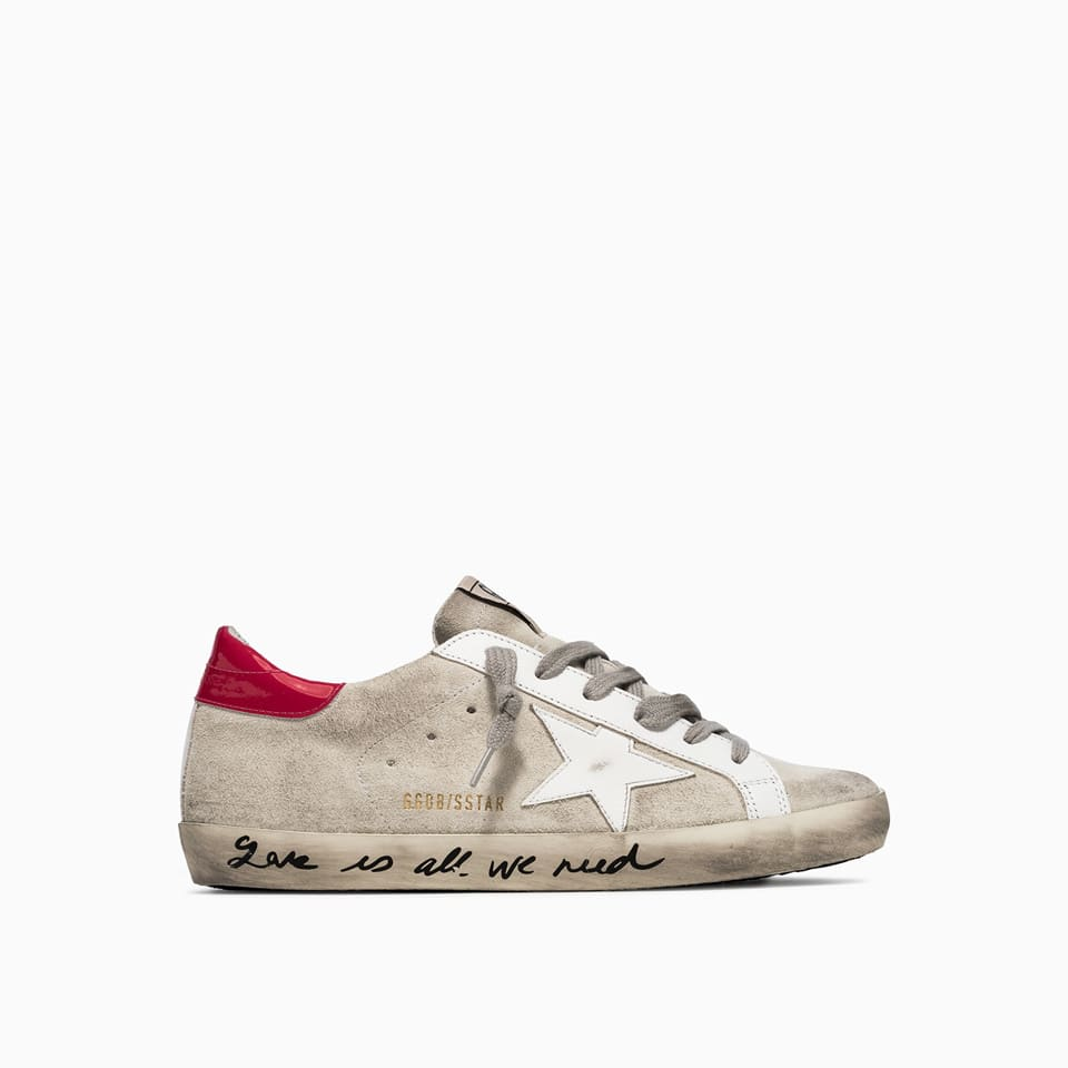 Buy Golden Goose Deluxe Brand Super Star Suede Sneakers Gwf00101 F001600 online, shop Golden Goose shoes with free shipping
