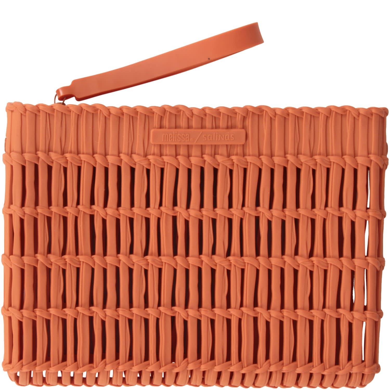 Orange Clutch Bag For Girl