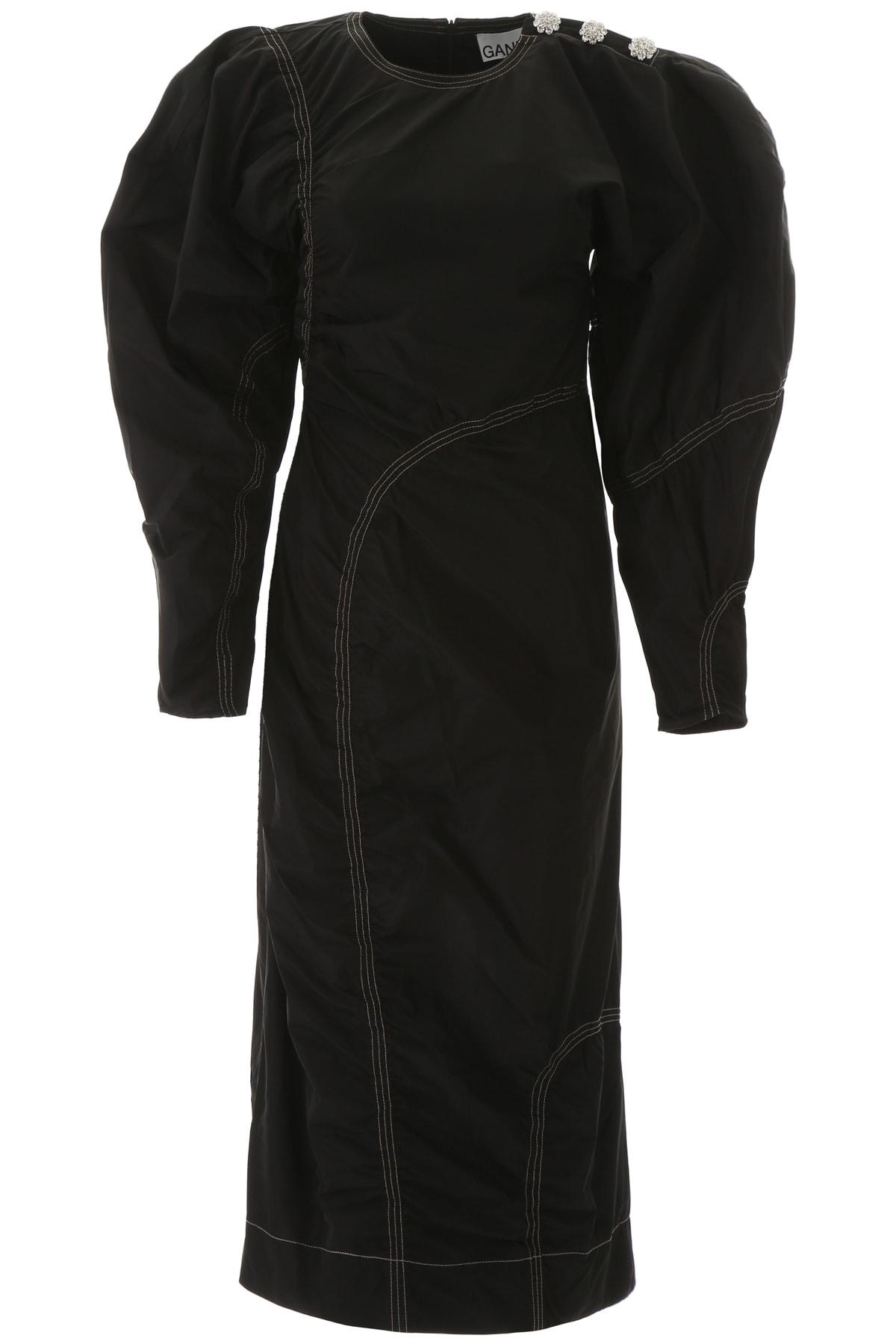 Ganni Eco Circle Dress