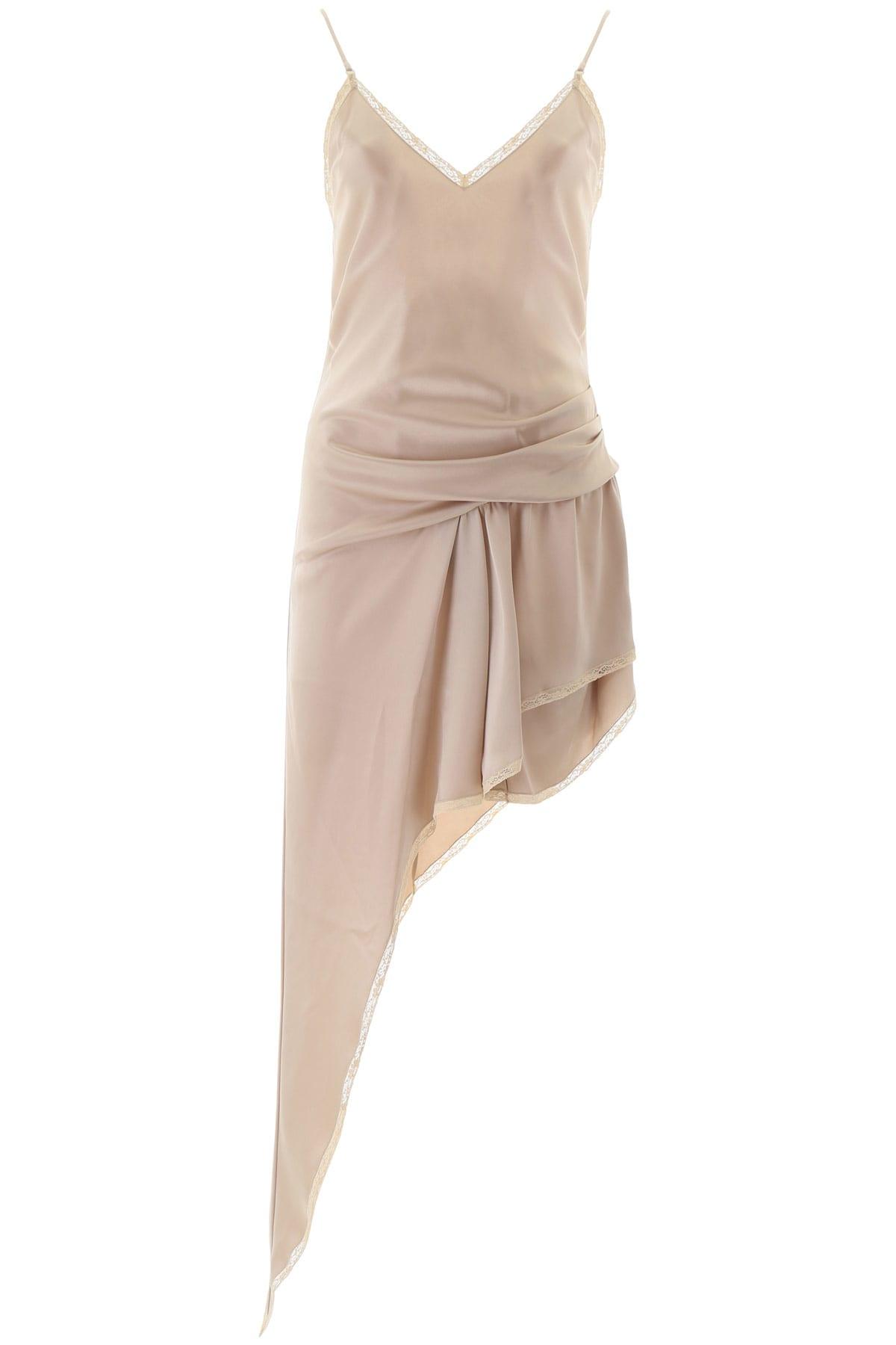 Buy Alexander Wang Asymmetric Dress online, shop Alexander Wang with free shipping