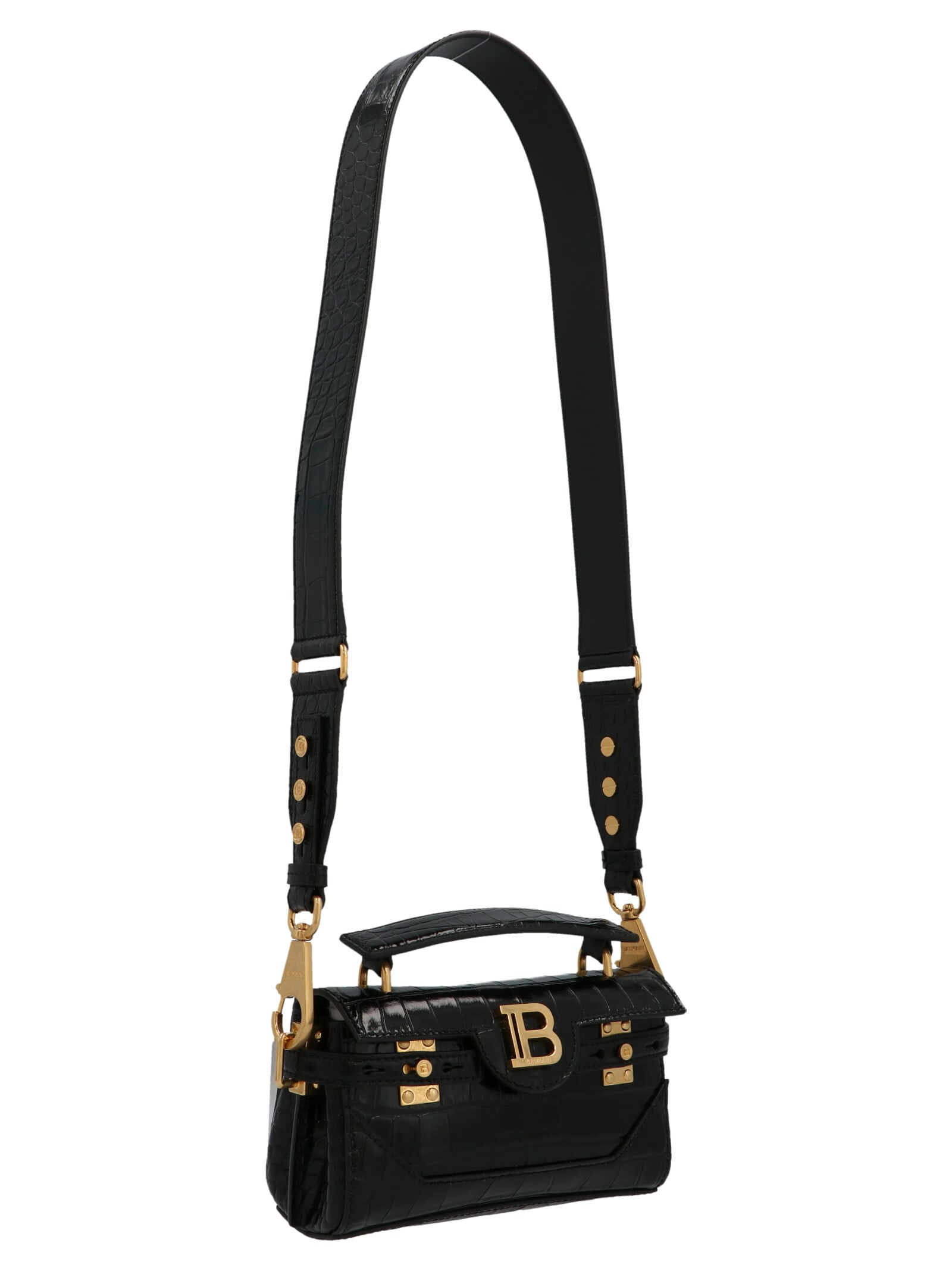 BALMAIN BBUZZ BAGUETTE BAG