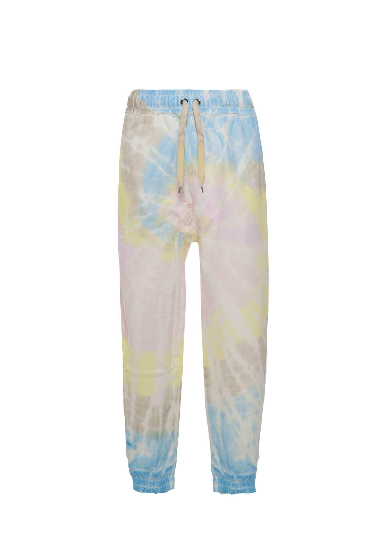 Jogger Pants Tie Dye