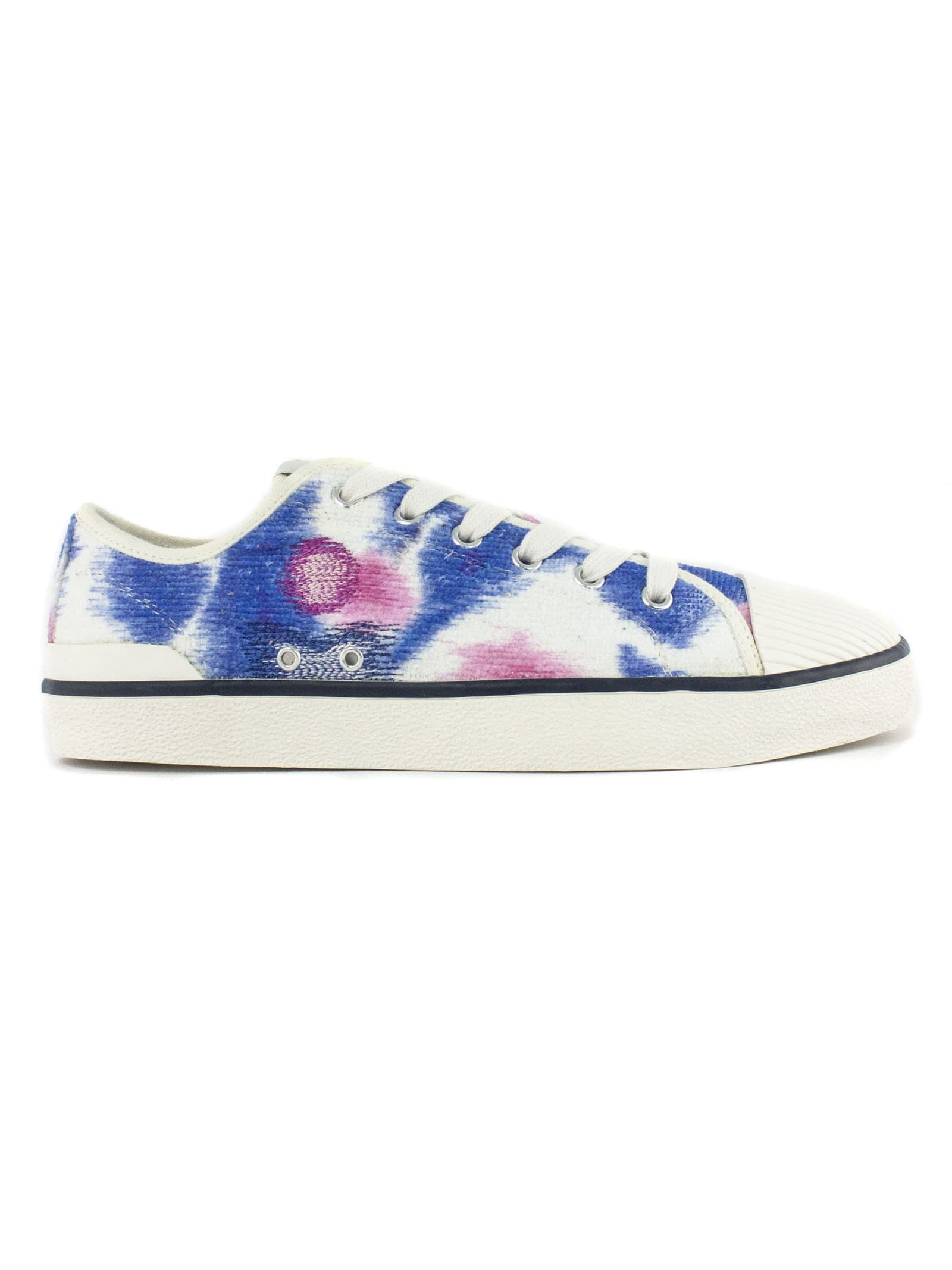 Isabel Marant Multicolored Cotton Sneakers