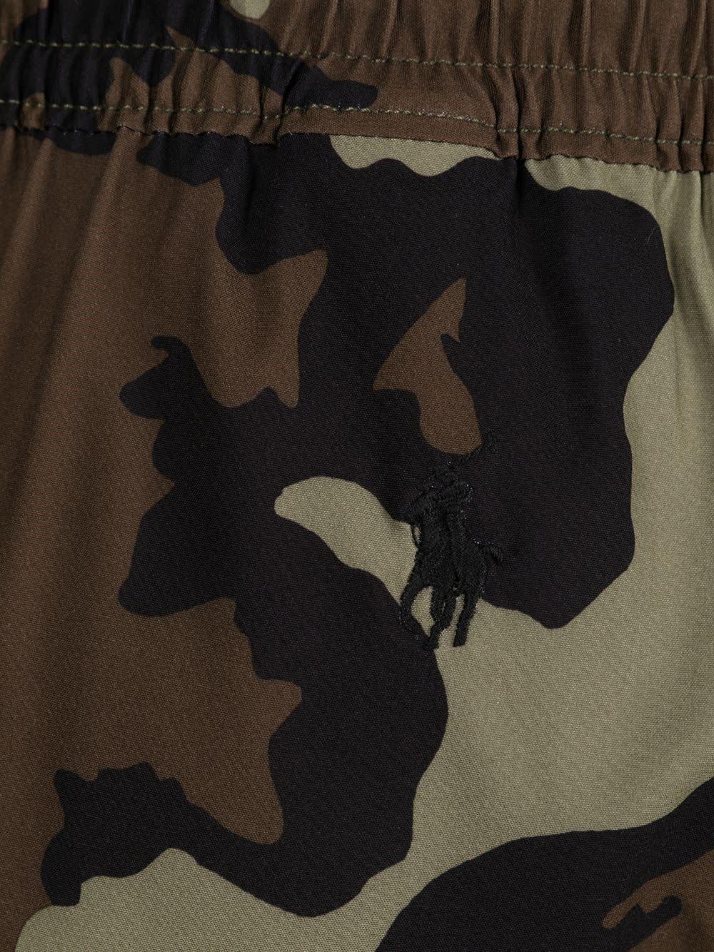 Polo Ralph Lauren CAMOUFLAGE NYLON SWIM SHORTS