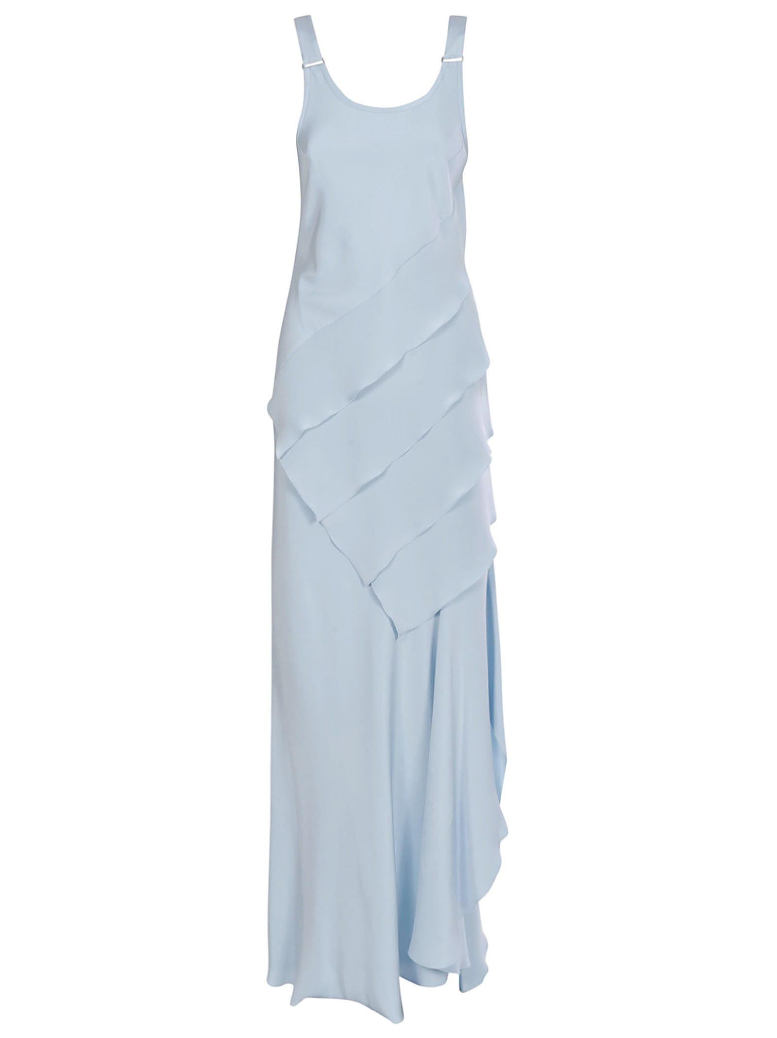 Buy Max Mara Sleeveless Maxi Dress online, shop Max Mara with free shipping