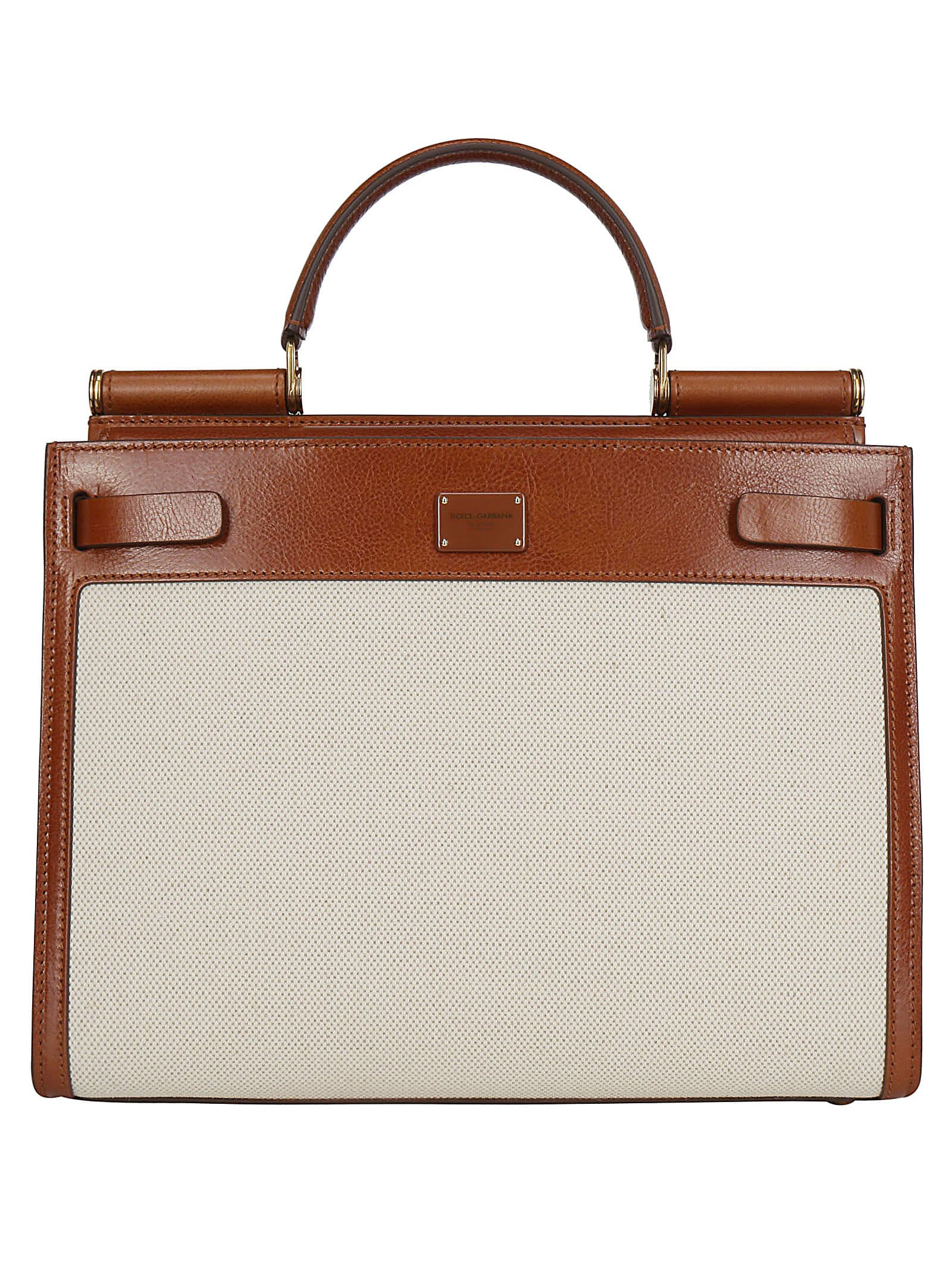 Dolce & Gabbana Bi-colour Sicily 62 Bag L
