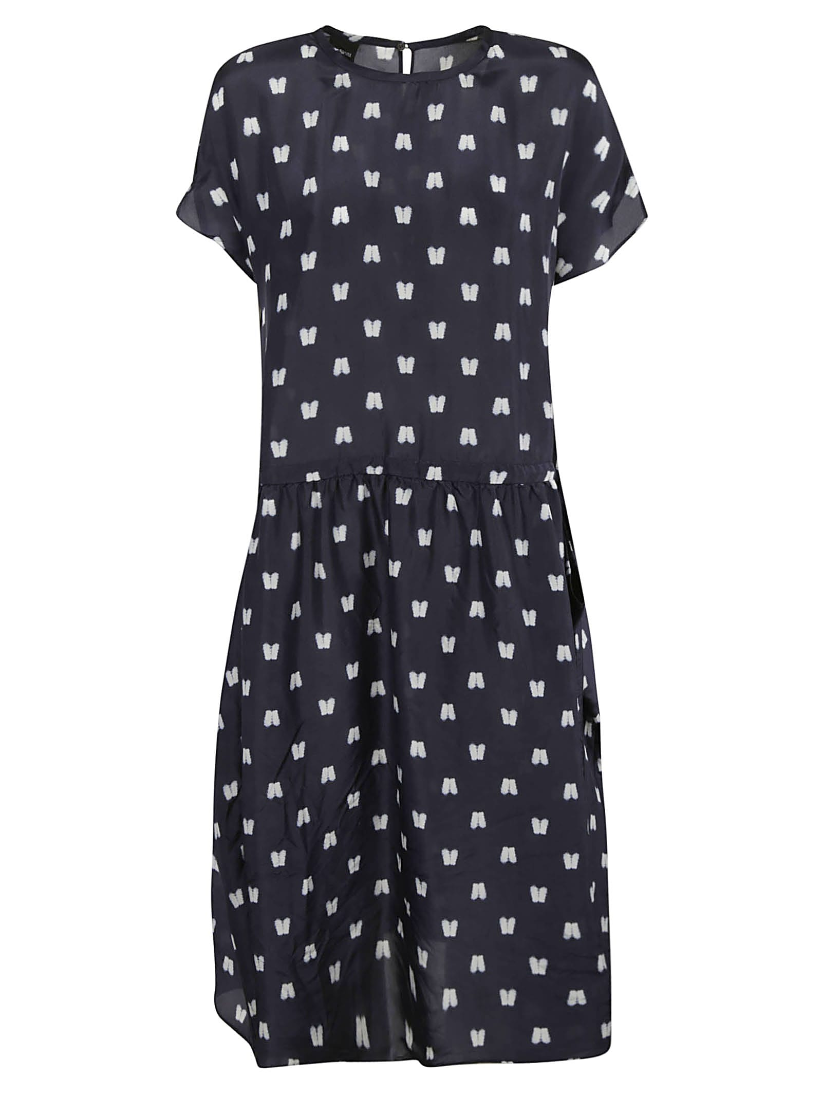 Buy Aspesi All-over Printed Dress online, shop Aspesi with free shipping