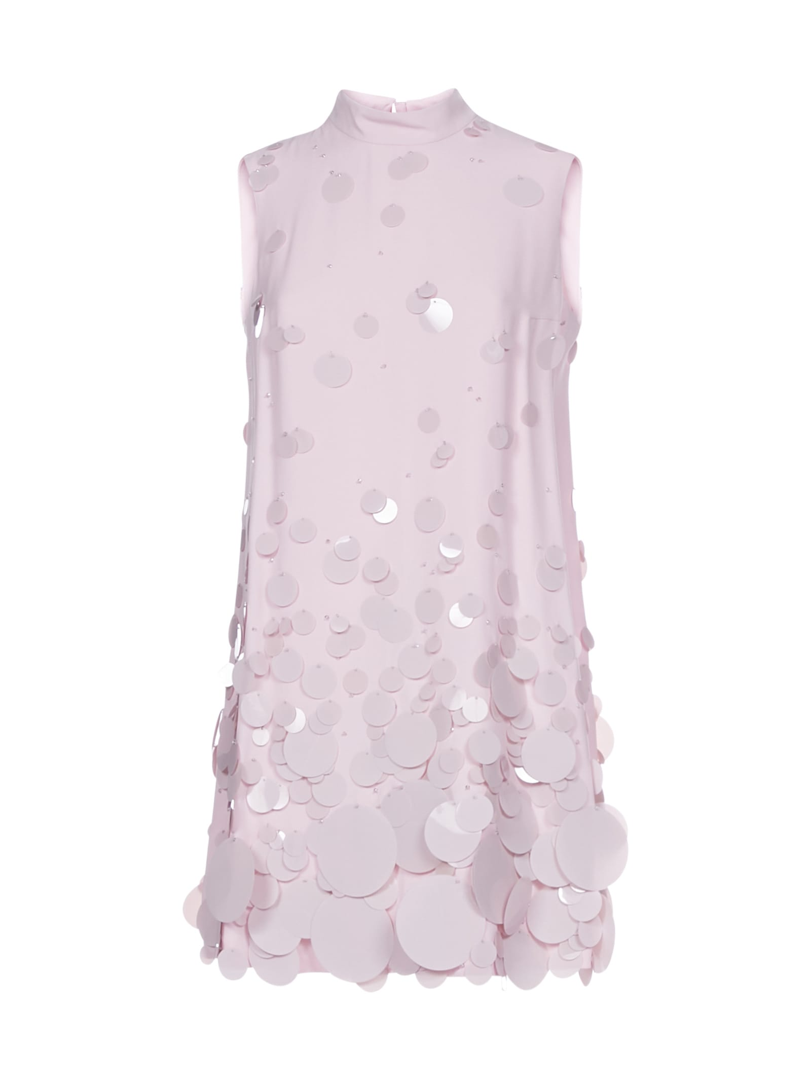 Buy Prada Paillettes Dress online, shop Prada with free shipping
