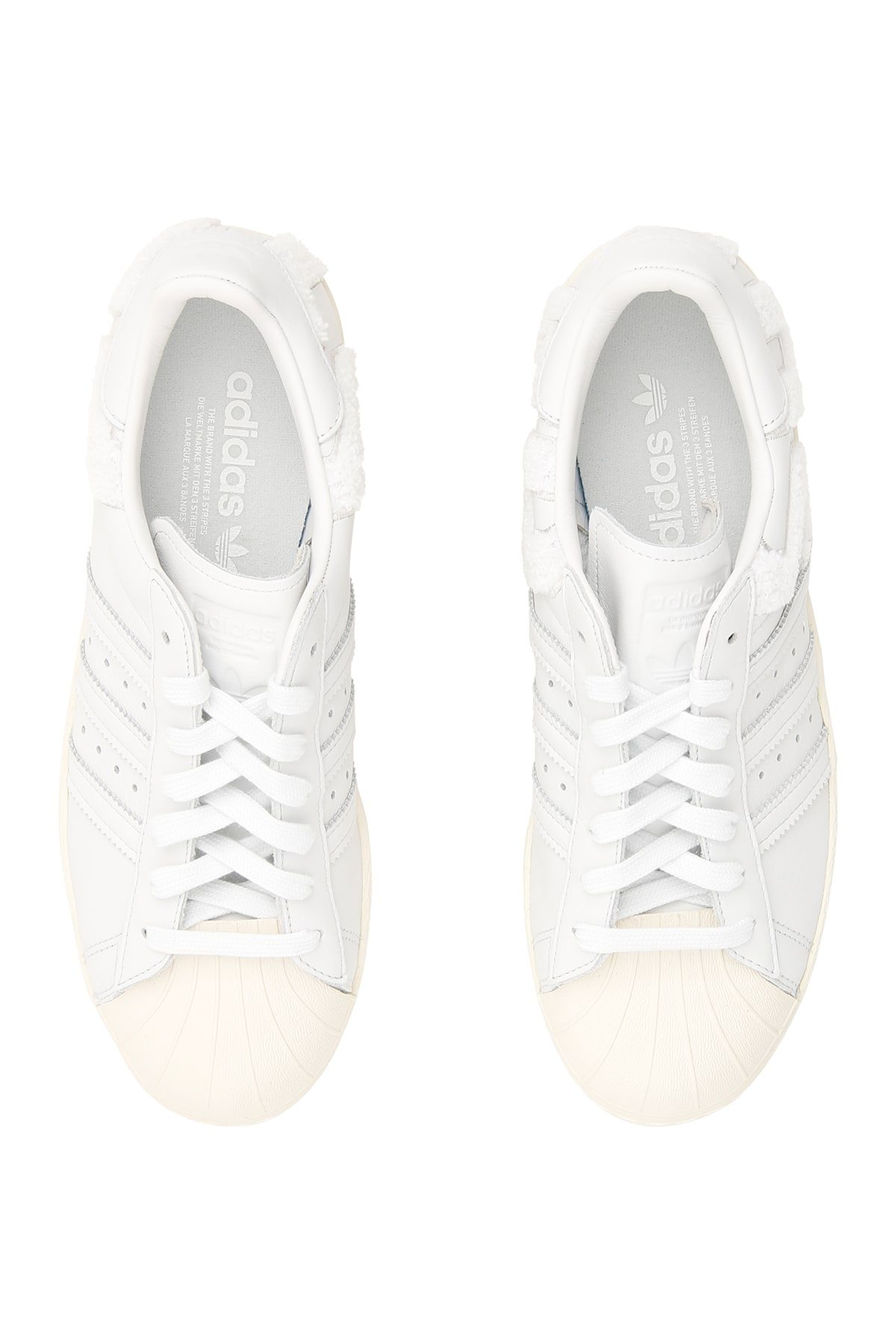 sale retailer 14536 5c096 Adidas Adidas Superstar Sst 80s Sneakers - CRYSTAL WHITE OFF ...