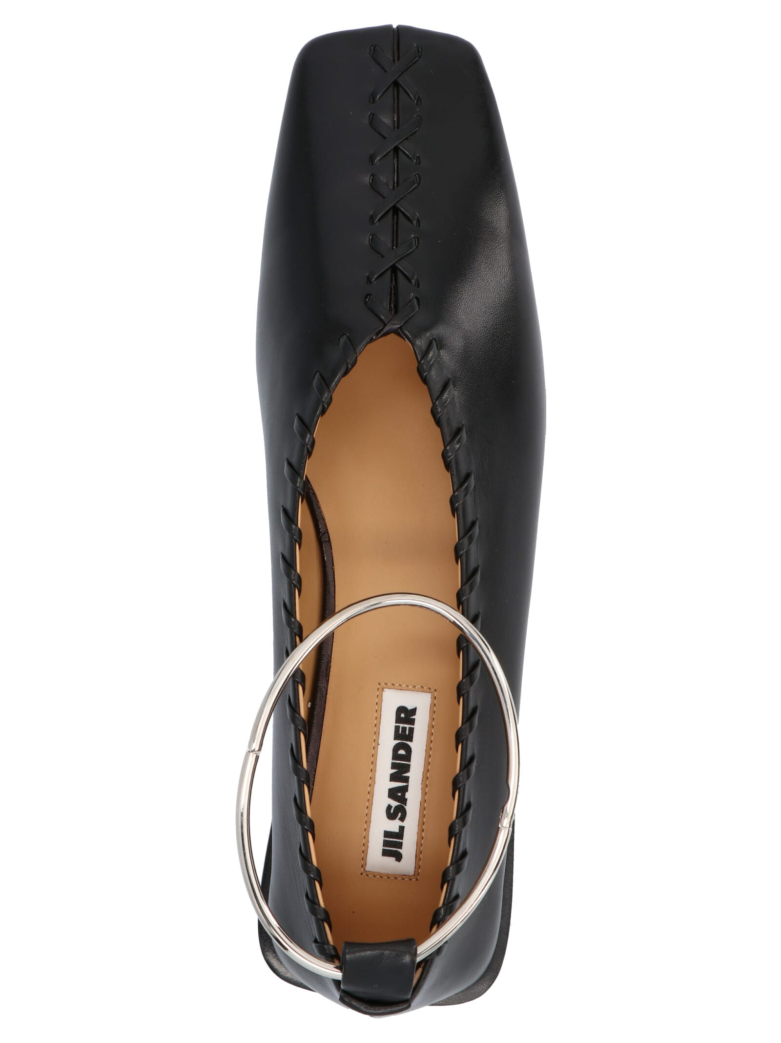 Jil Sander Flat Shoes   italist, ALWAYS
