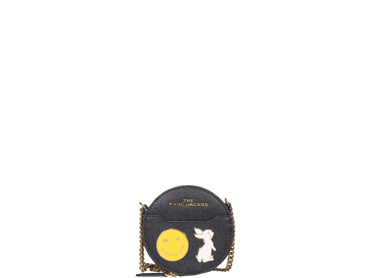 Marc Jacobs Multiple Badge Crossbody Bag