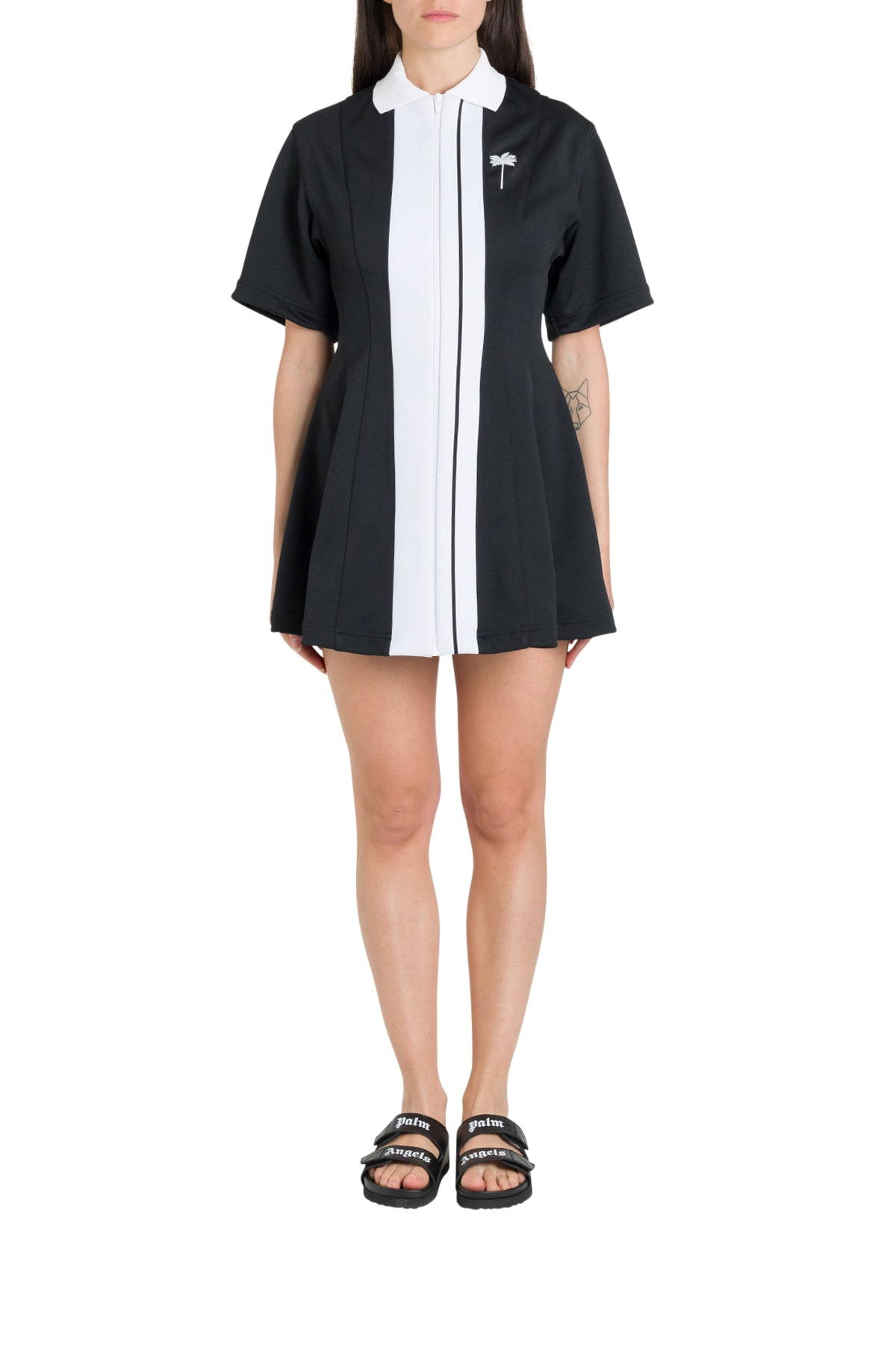 Buy Palm Angels Minidress online, shop Palm Angels with free shipping