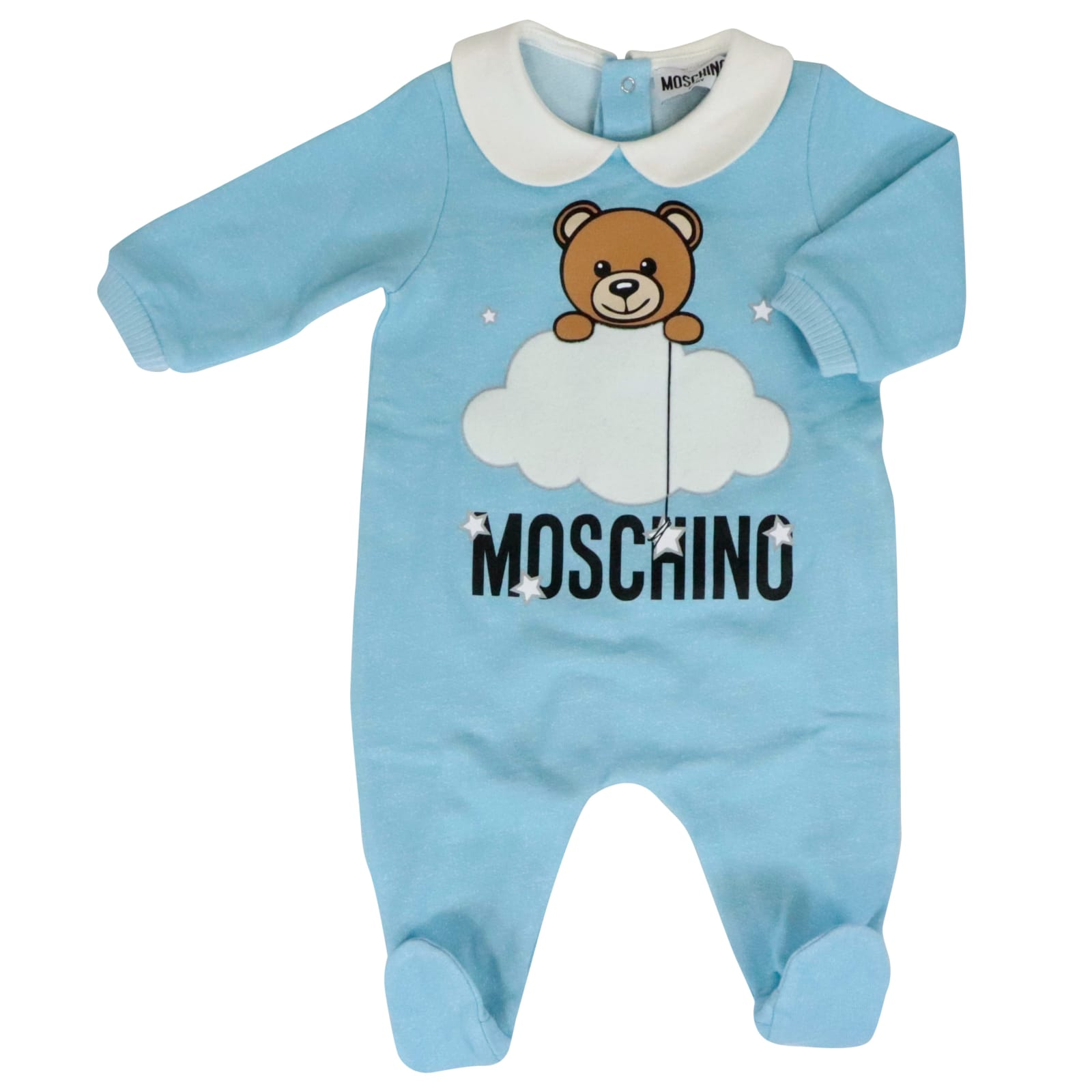 Moschino Cottons COTTON JUMP SUIT
