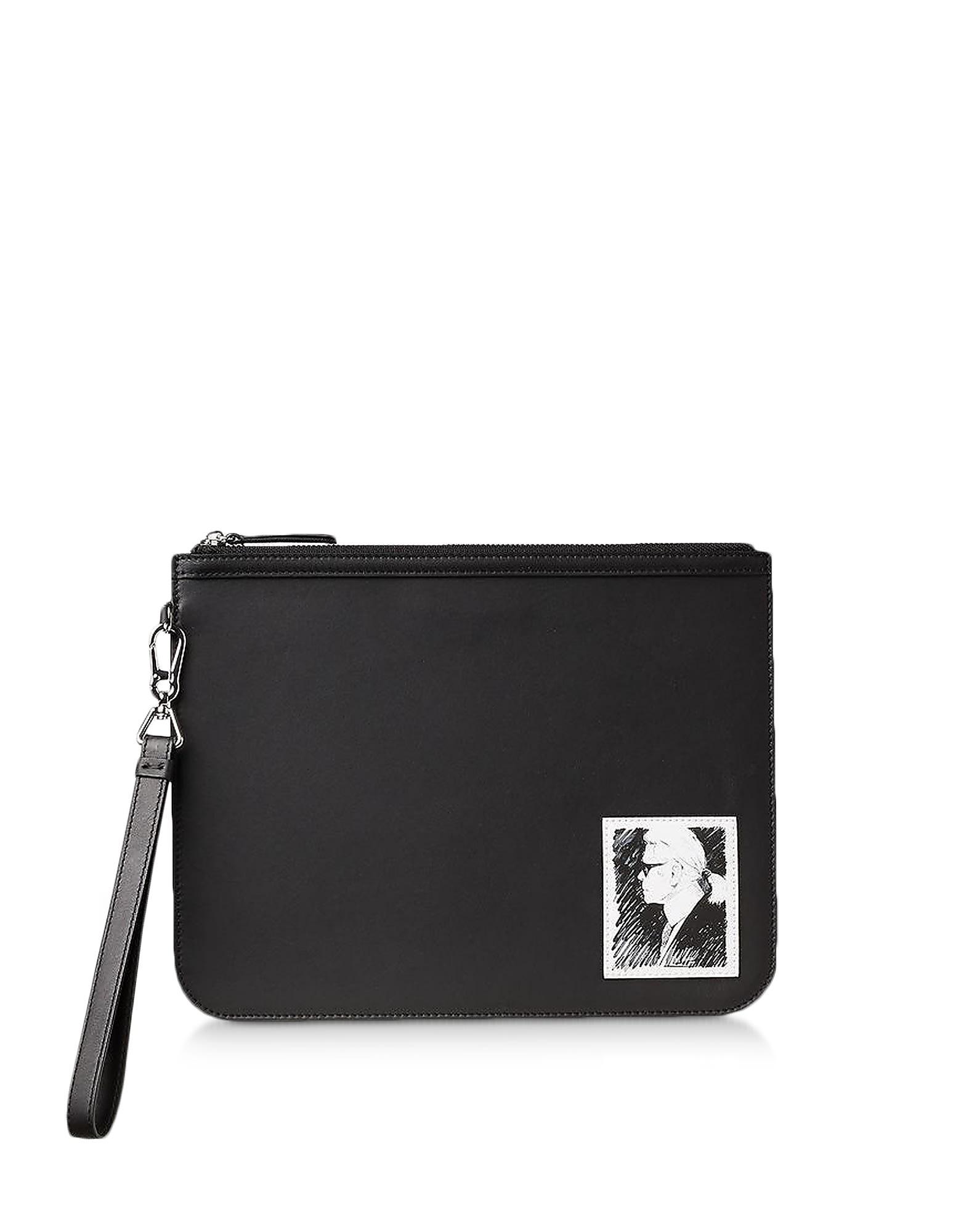 Karl Lagerfeld Clutch KARL LEGEND LUXURY CLUTCH