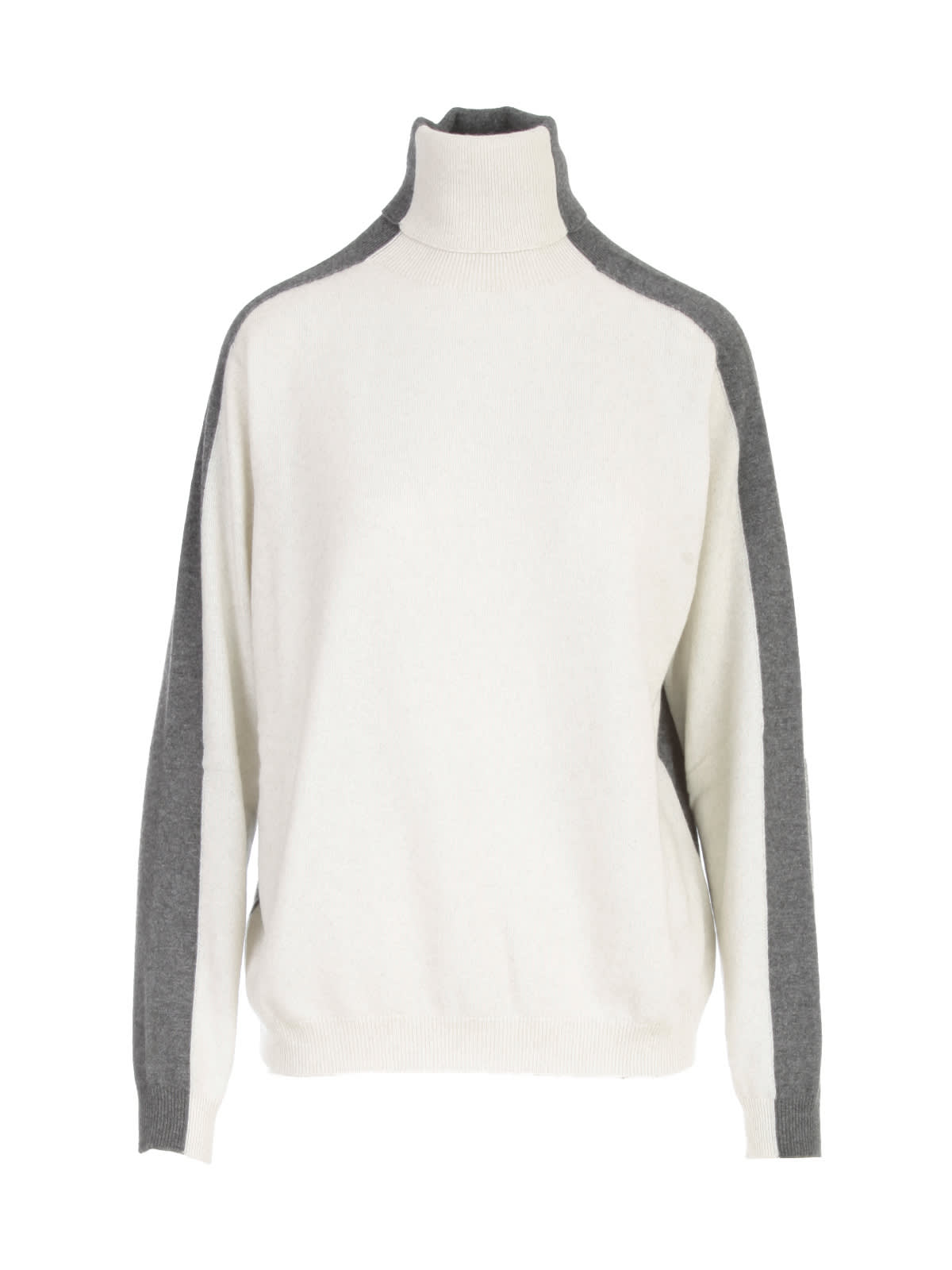 B-colored High Neck Sweater
