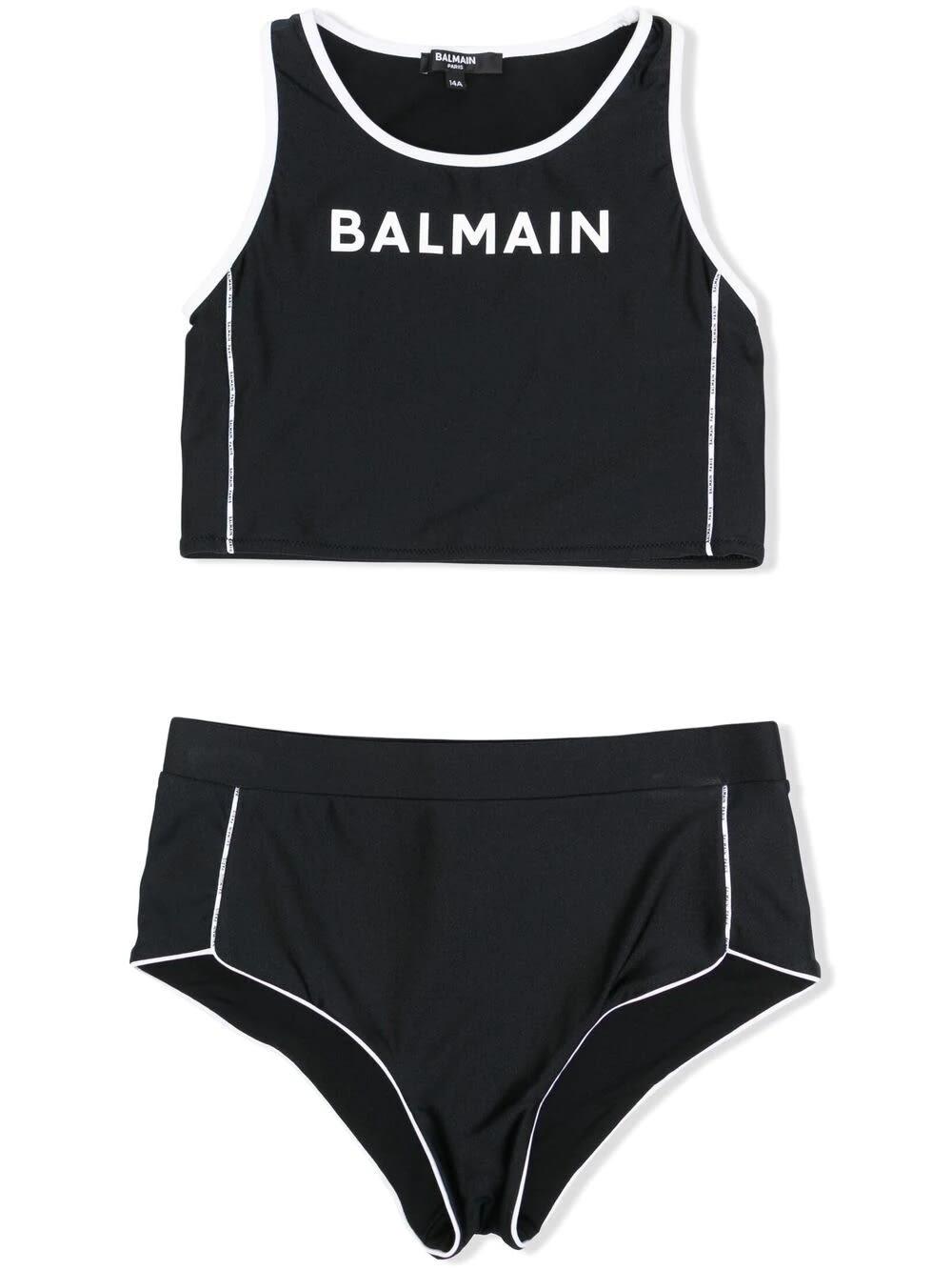 Balmain Two Piece Swimsuit