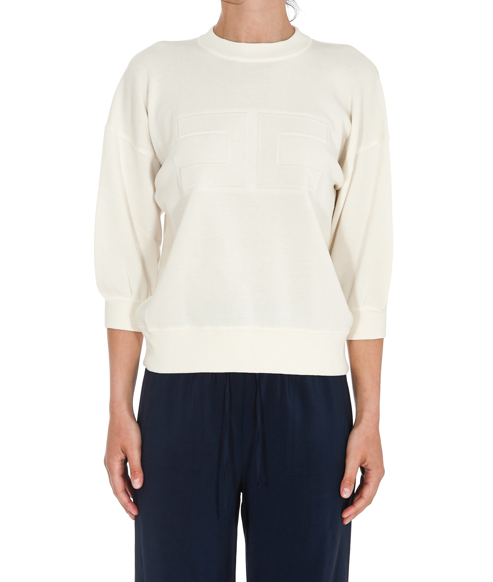 Elisabetta Franchi Sweatshirts SWEATER