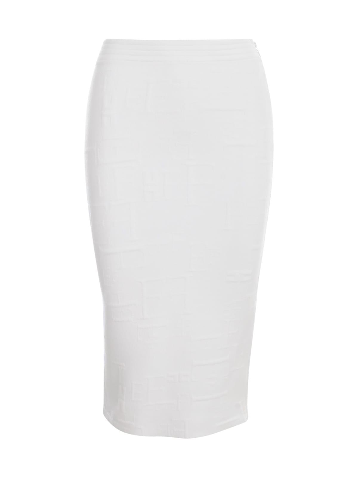 Elisabetta Franchi Knitted Skirt