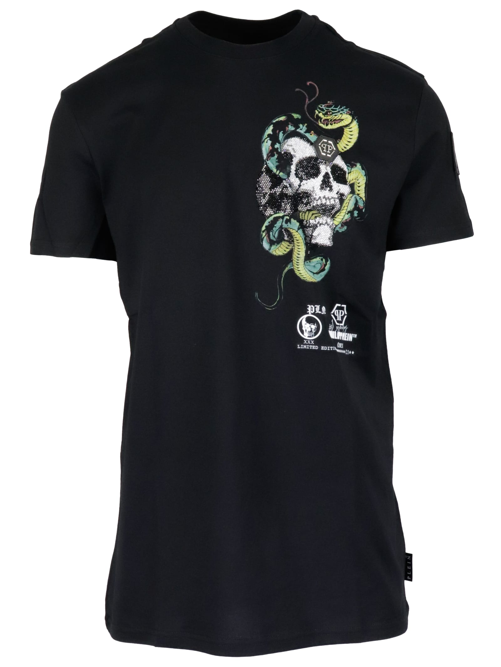 Philipp Plein T-SHIRT SS TATTOO T-SHIRT