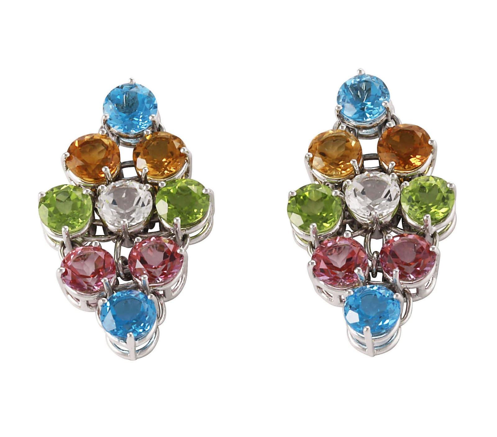 Lo Spazio Estate Earrings
