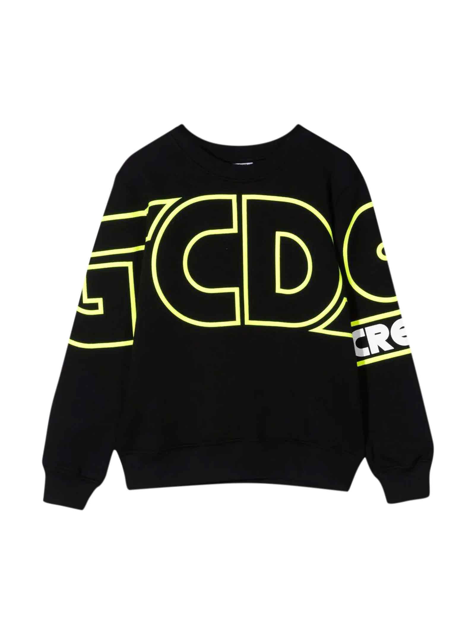 Black Teen Sweatshirt