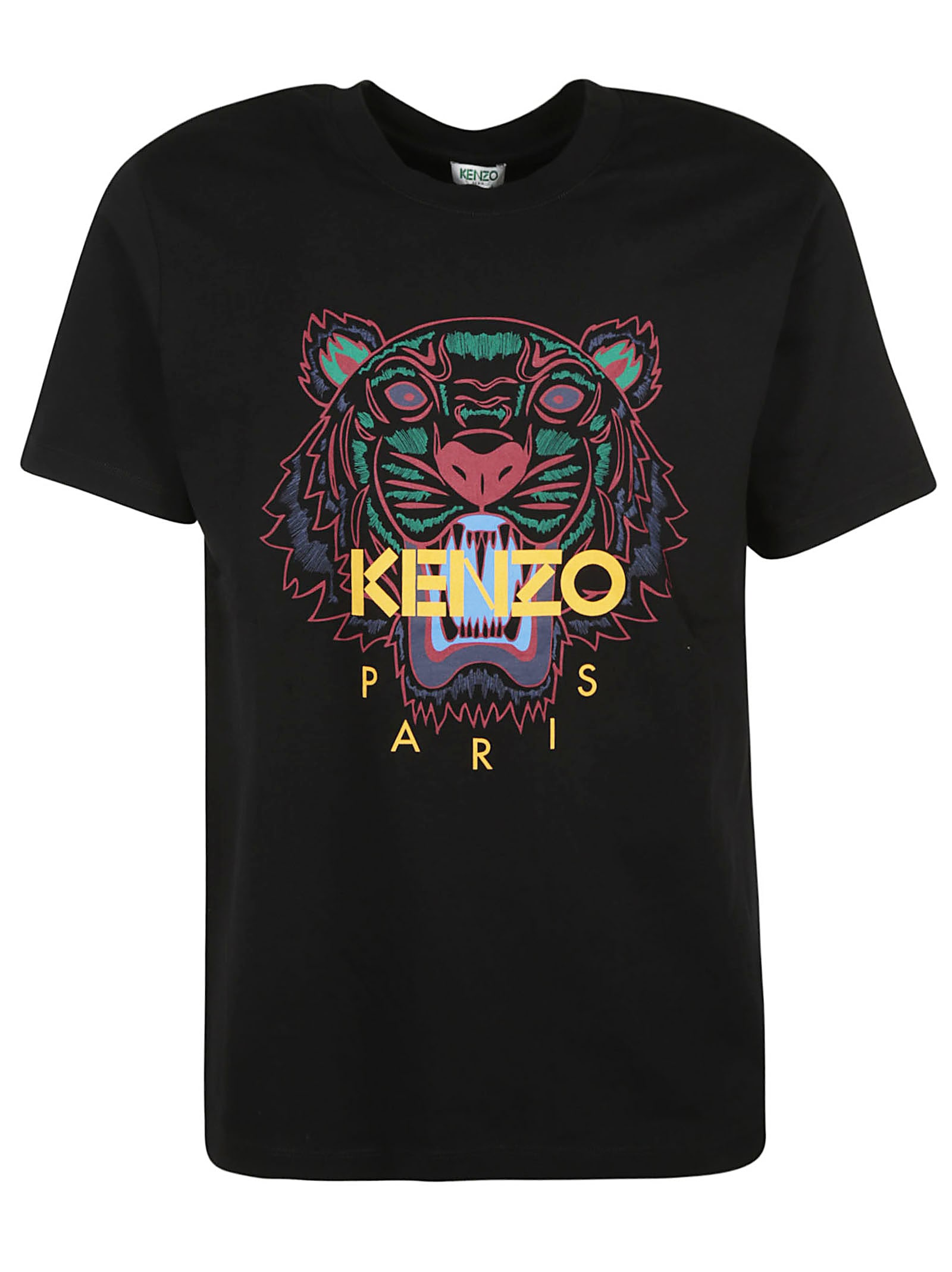 online retailer choose genuine stable quality Kenzo Tiger T-shirt