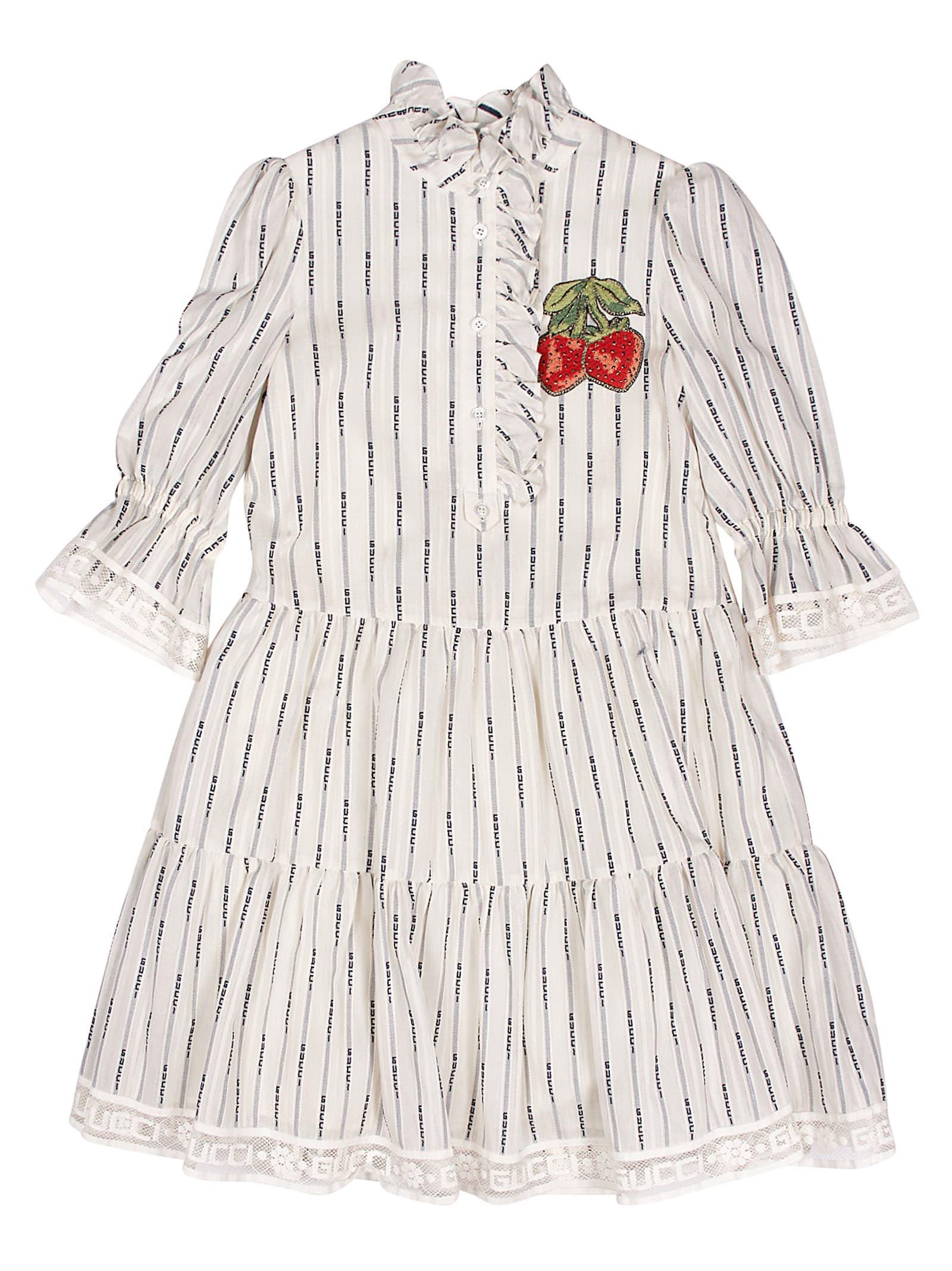 Gucci Jacquard S & s Dress