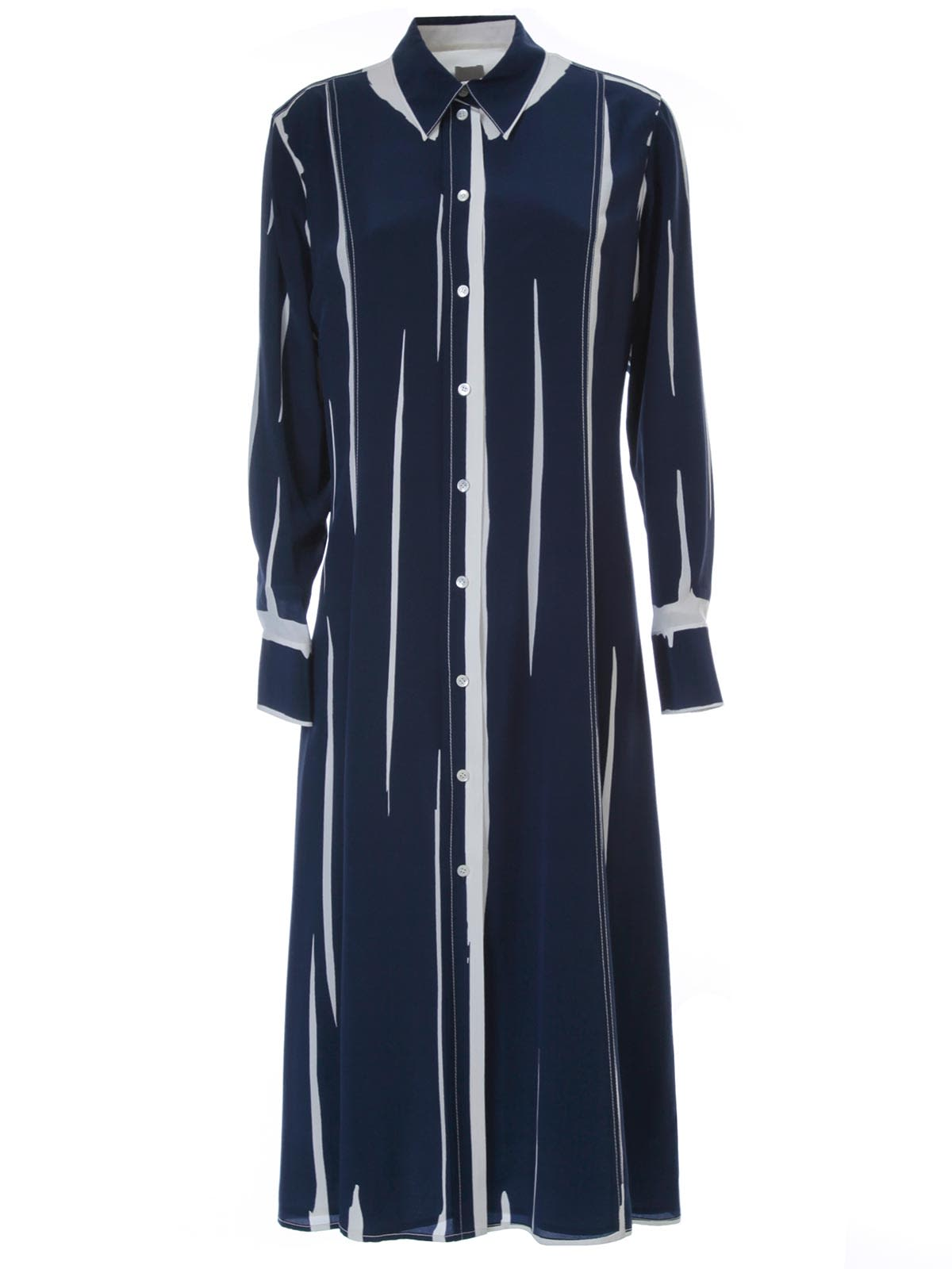 Buy Paul Smith Dress Chemisier Silk online, shop Paul Smith with free shipping