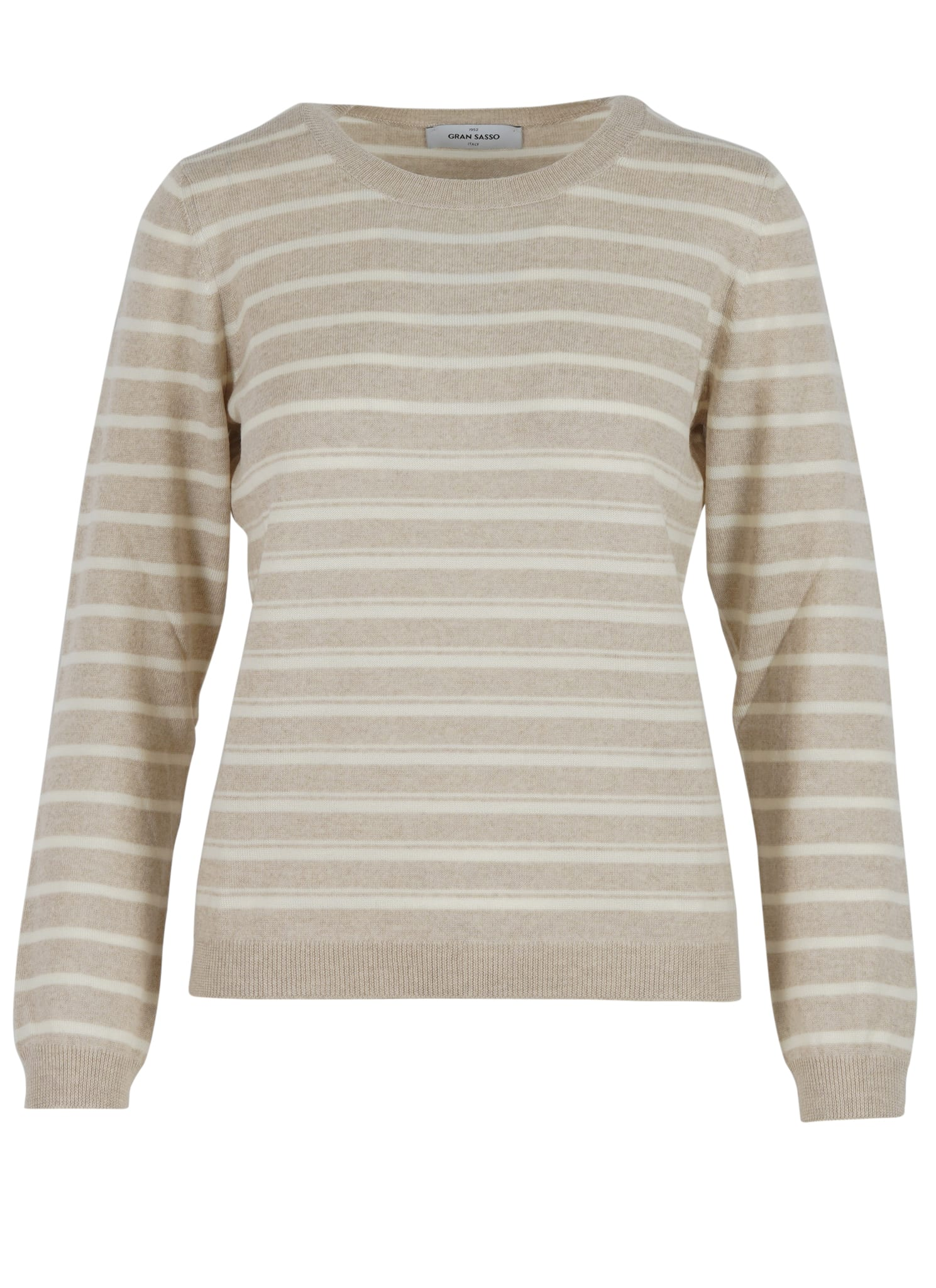Girocollo Rigato Top-wear