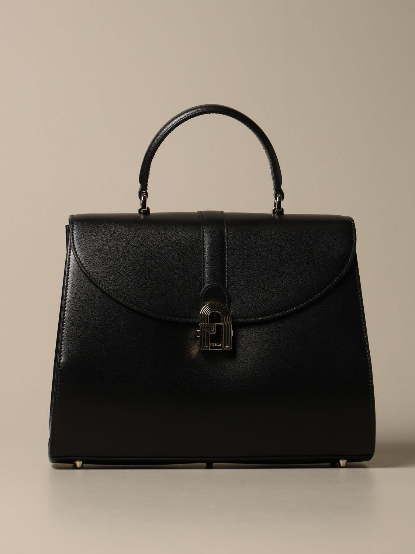 Furla Handbag Opera Furla 1927 Bag In Calfskin