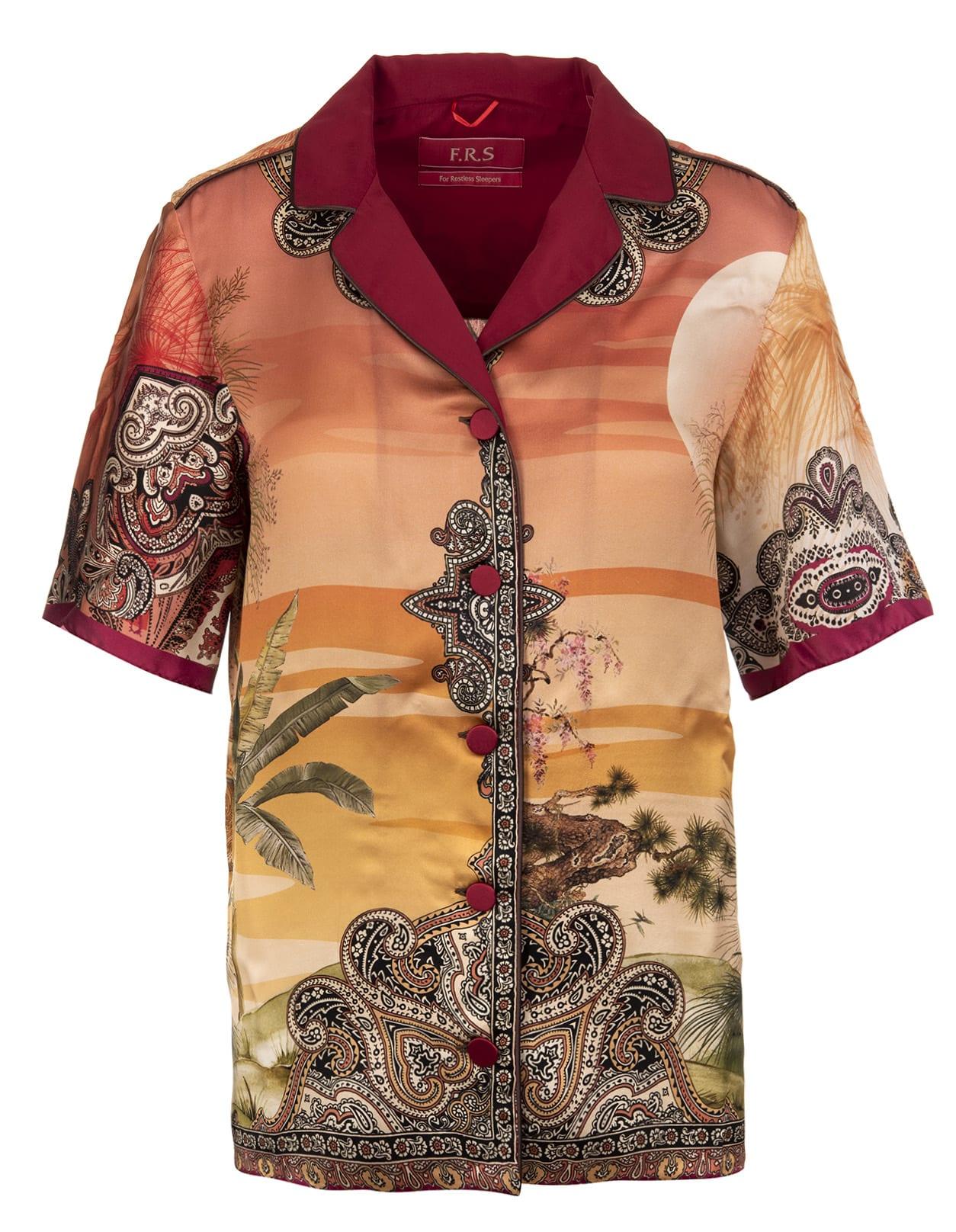 Morfeo Jungle Pajama Shirt