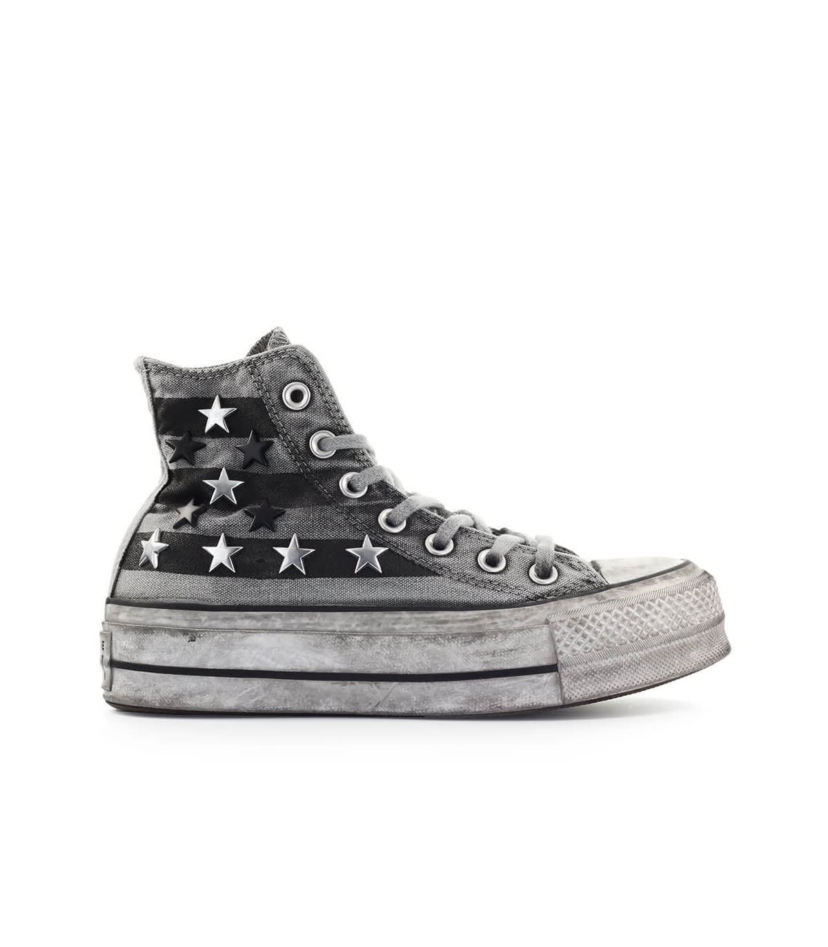 2all star converse decorate