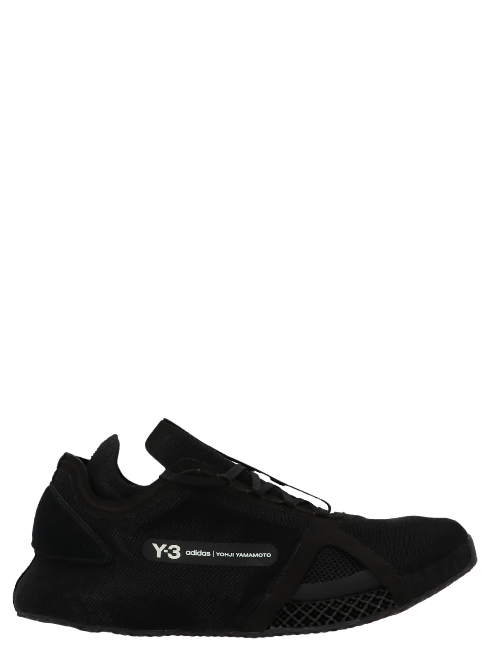 Y-3 Activewears RUNNER 4D SHOES