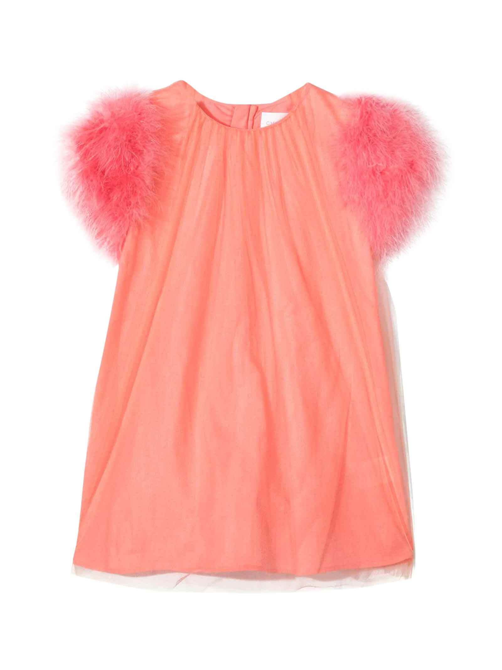 Apricot Dress Kids