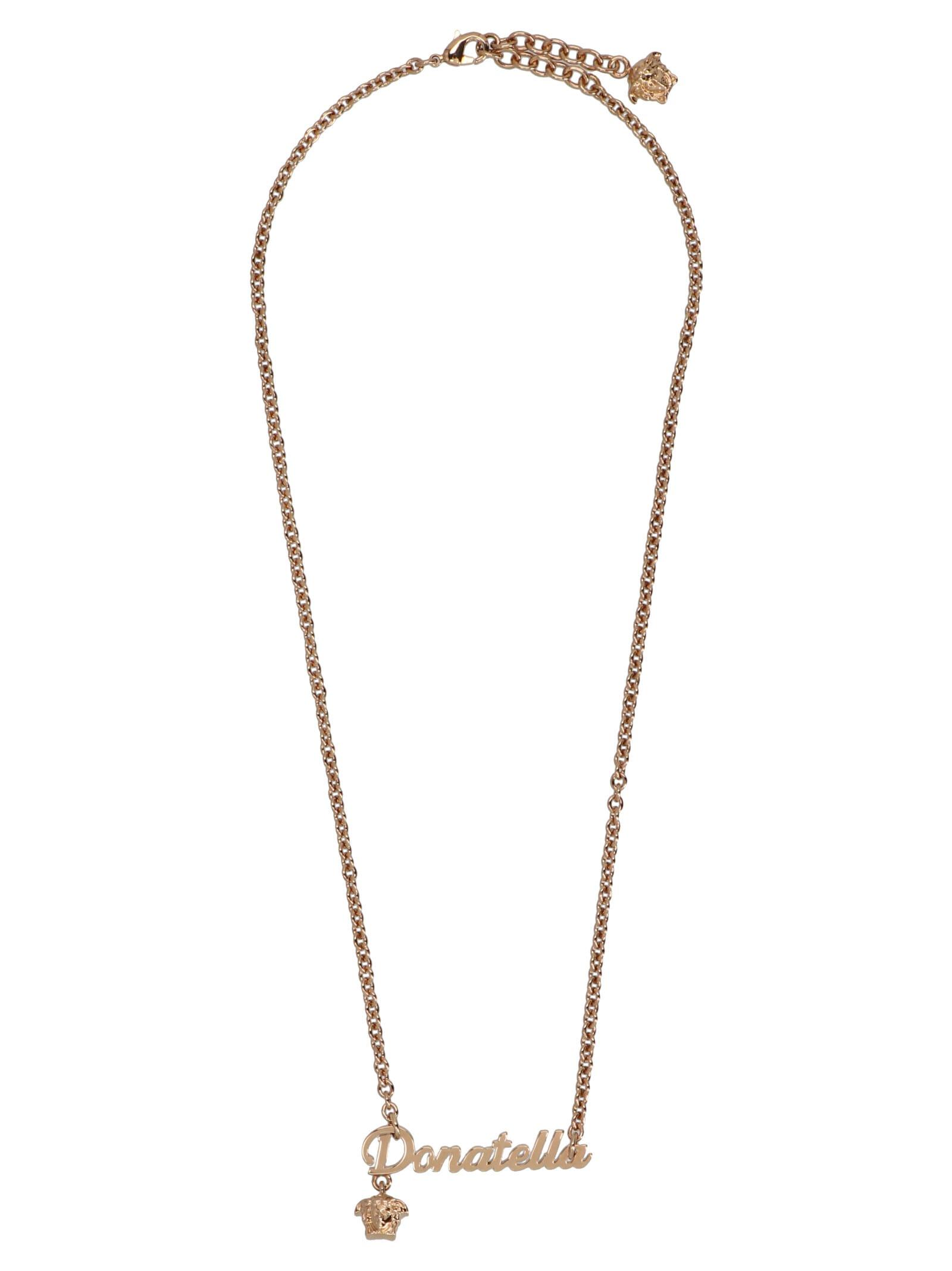 Versace Necklaces DONATELLA NECKLACE