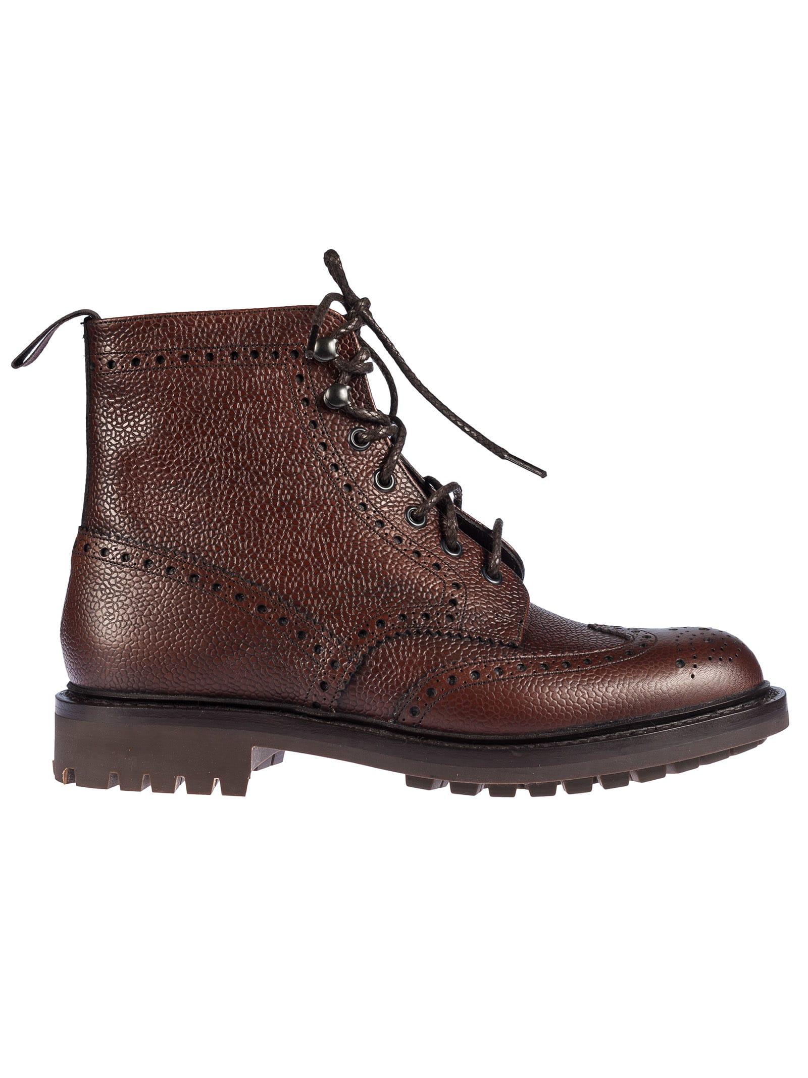 Churchs Mc Farlane Lace-up Boots