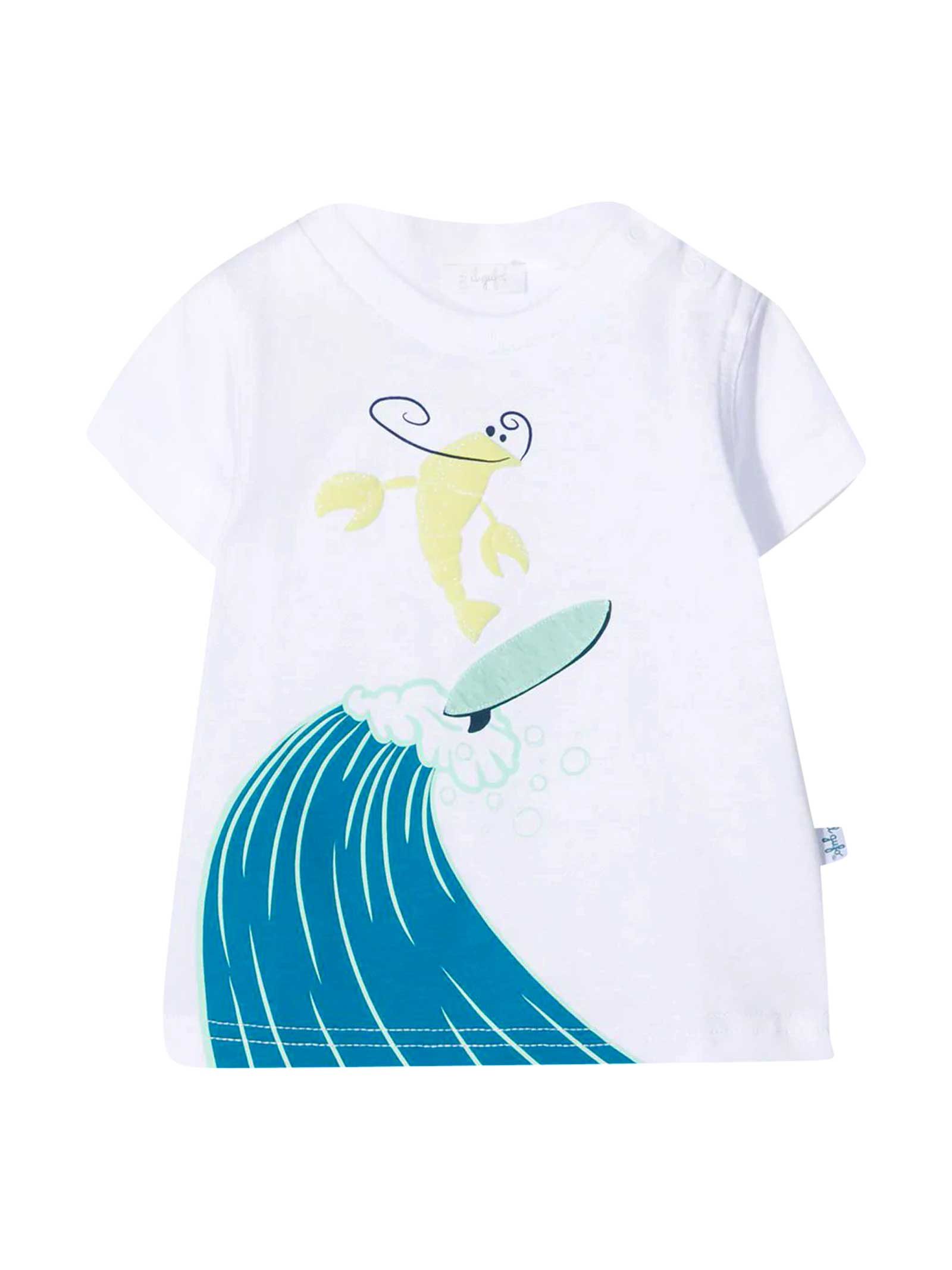 Il Gufo Clothing T-SHIRT WITH PRINT
