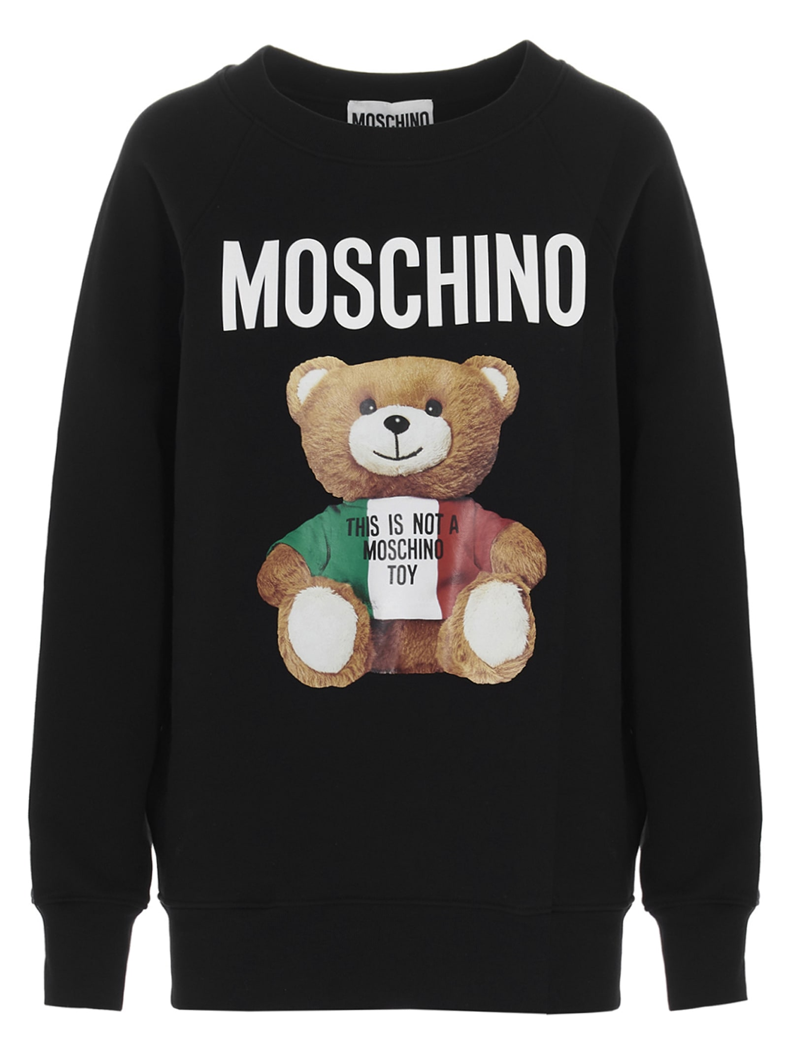 Moschino TEDDY ITALIA SWEATER