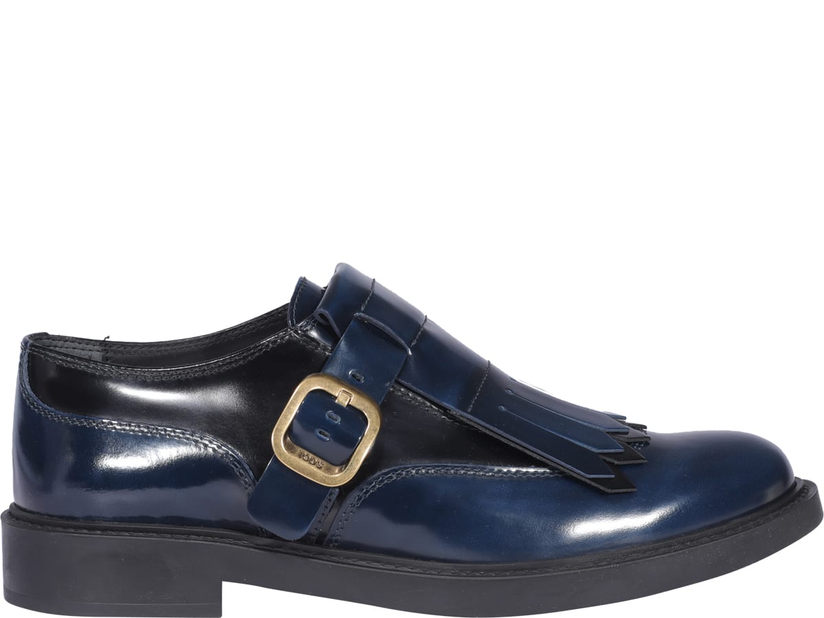 Tod's MONK STRAP LOAFERS