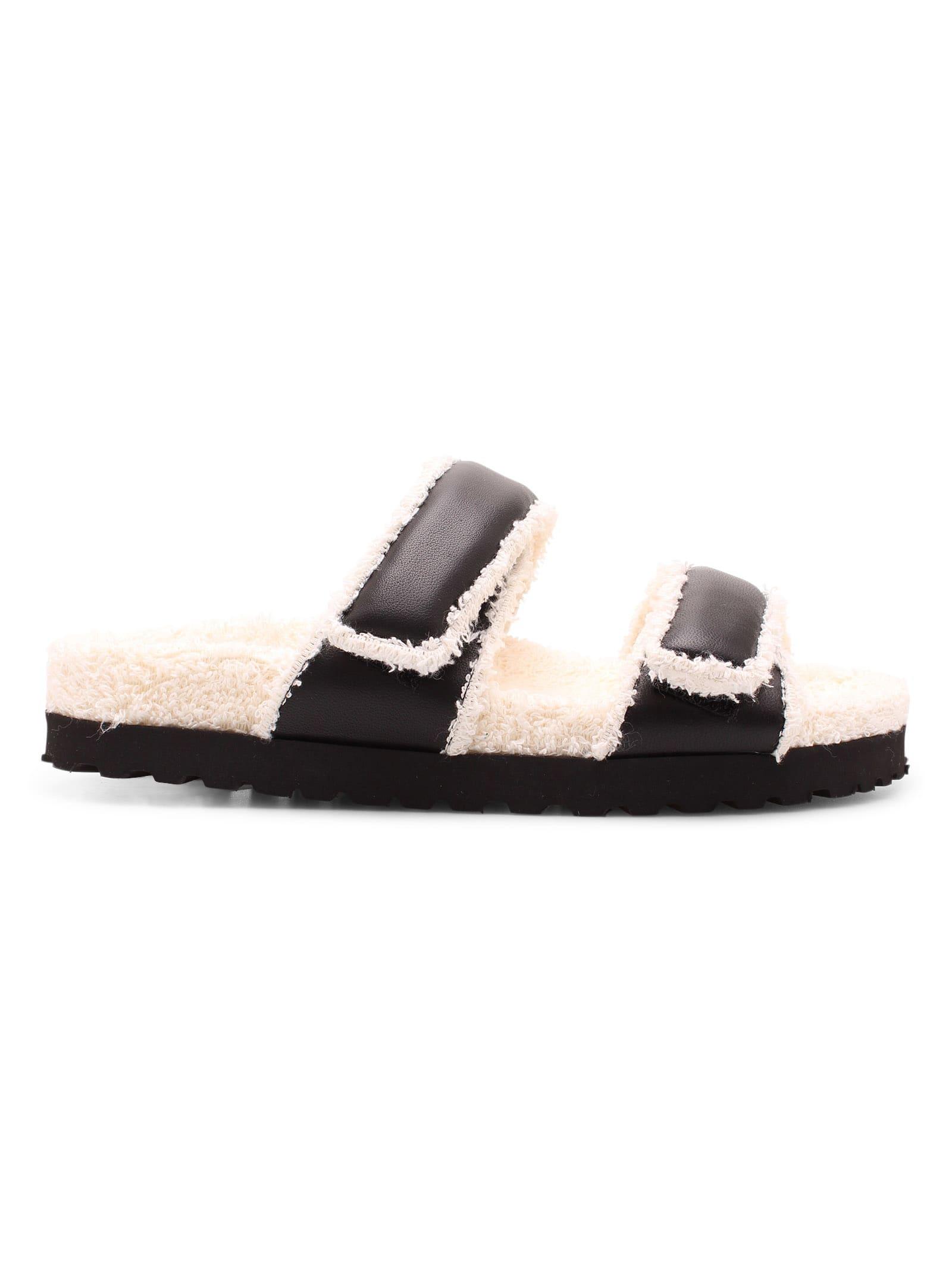 Gia Borghini perni 11 Leather Sandals