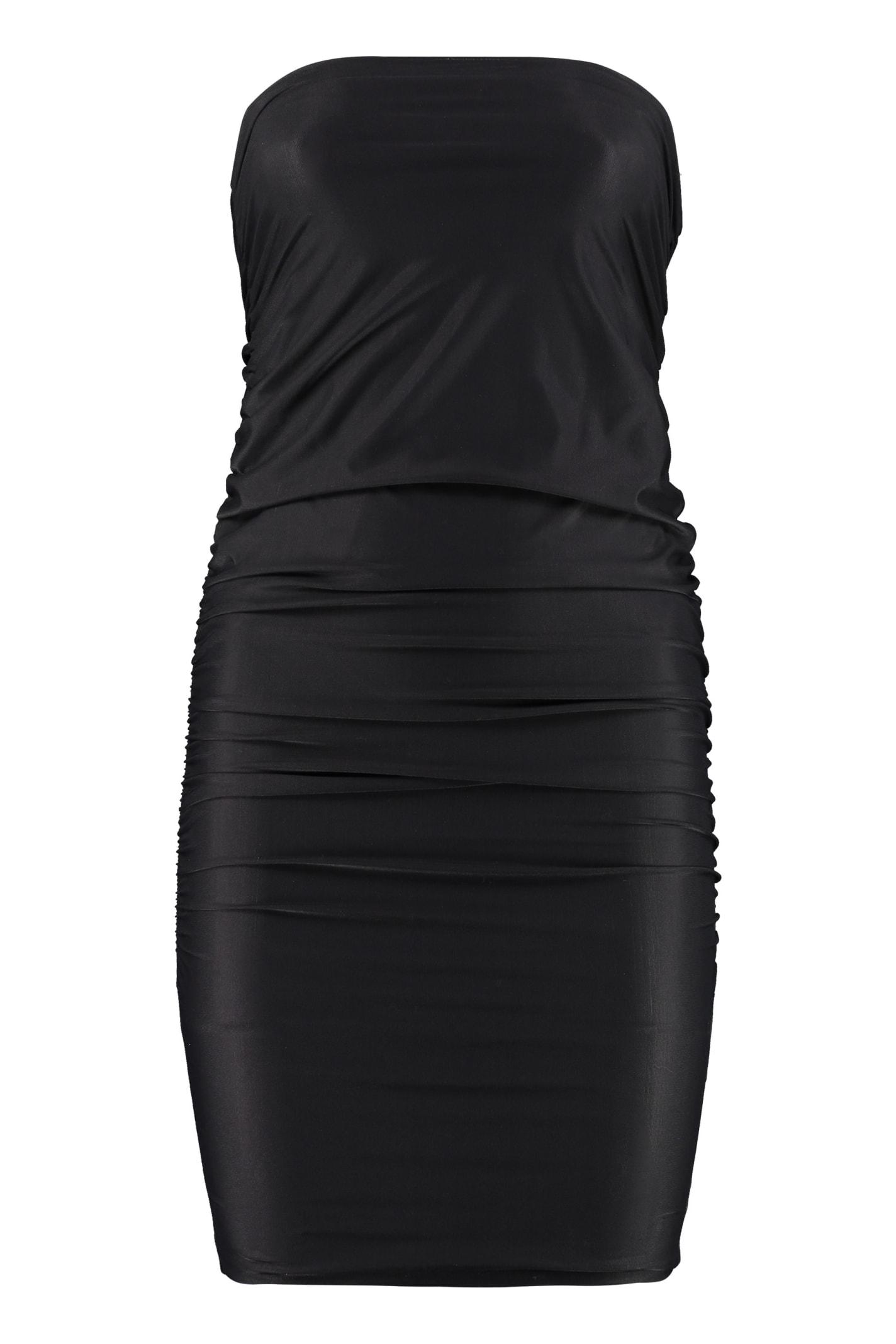 Buy Pinko Megaloman Draped Minidress online, shop Pinko with free shipping