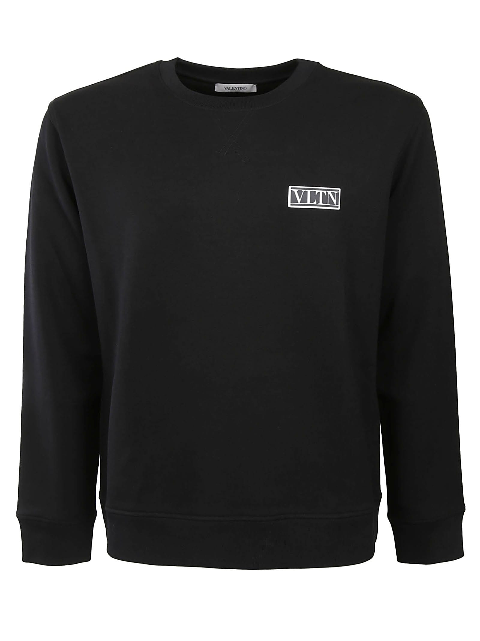 VALENTINO CHEST LOGO SWEATSHIRT