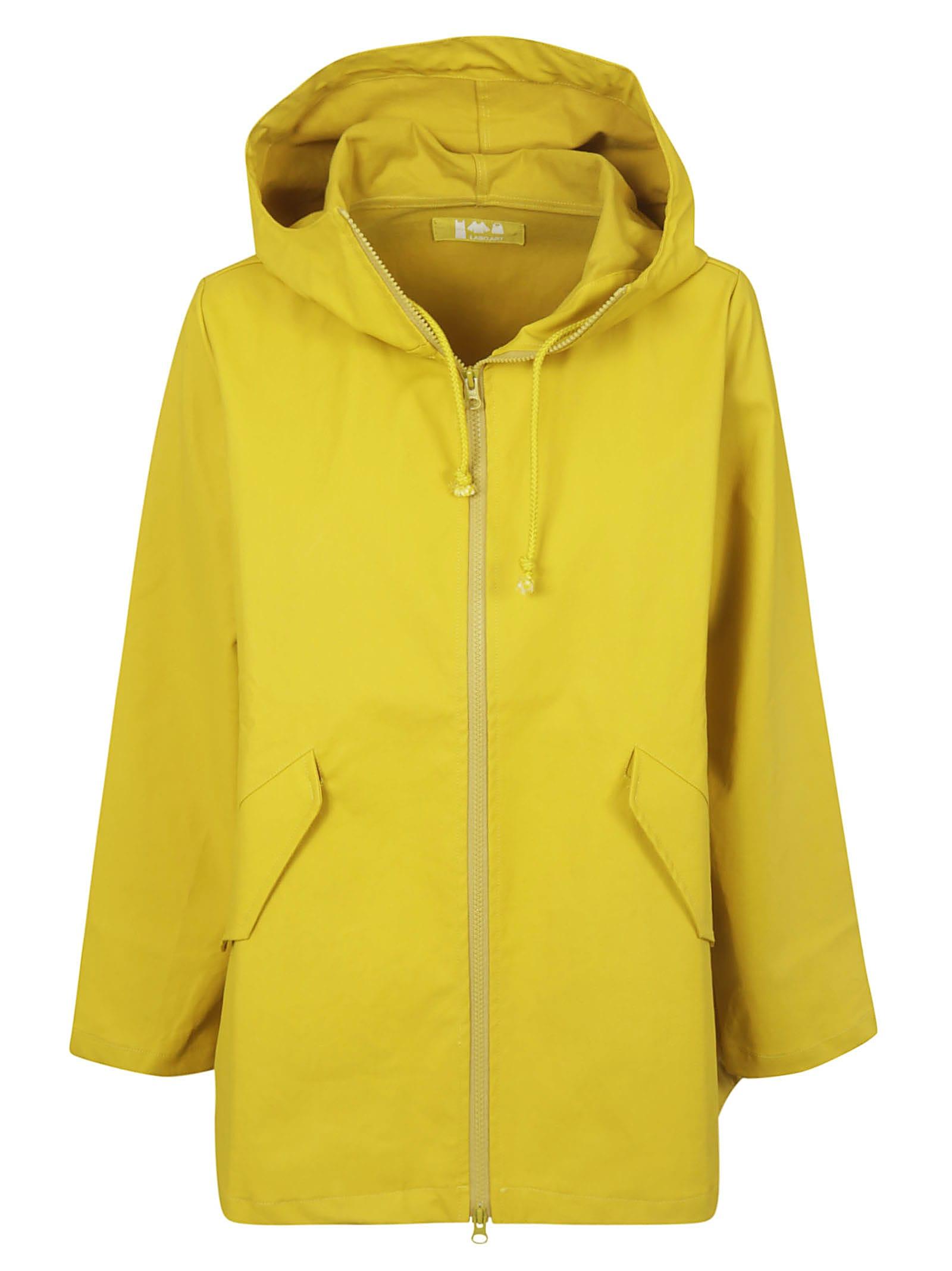 Labo. Art Hooded Zip Jacket