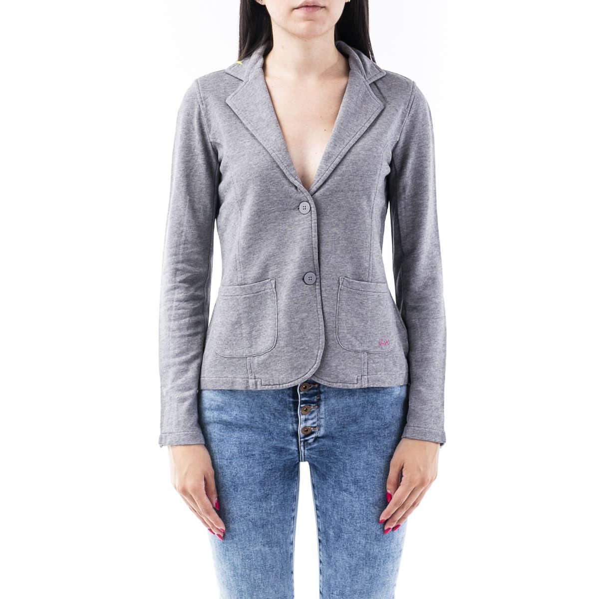 Sun68 Blend Cotton Jacket