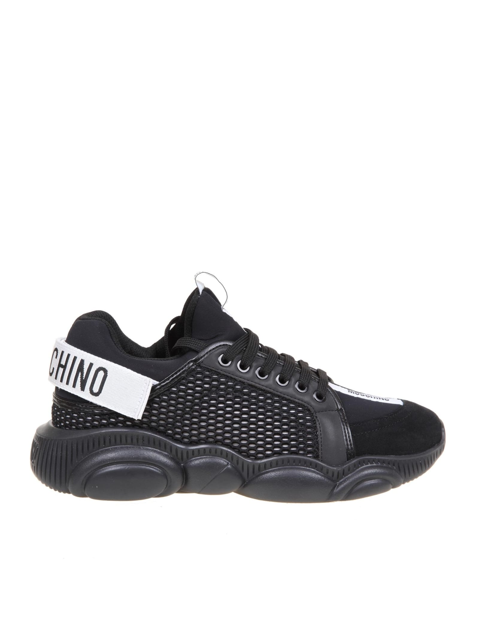 Moschino Suedes SNEAKERS TEDDY